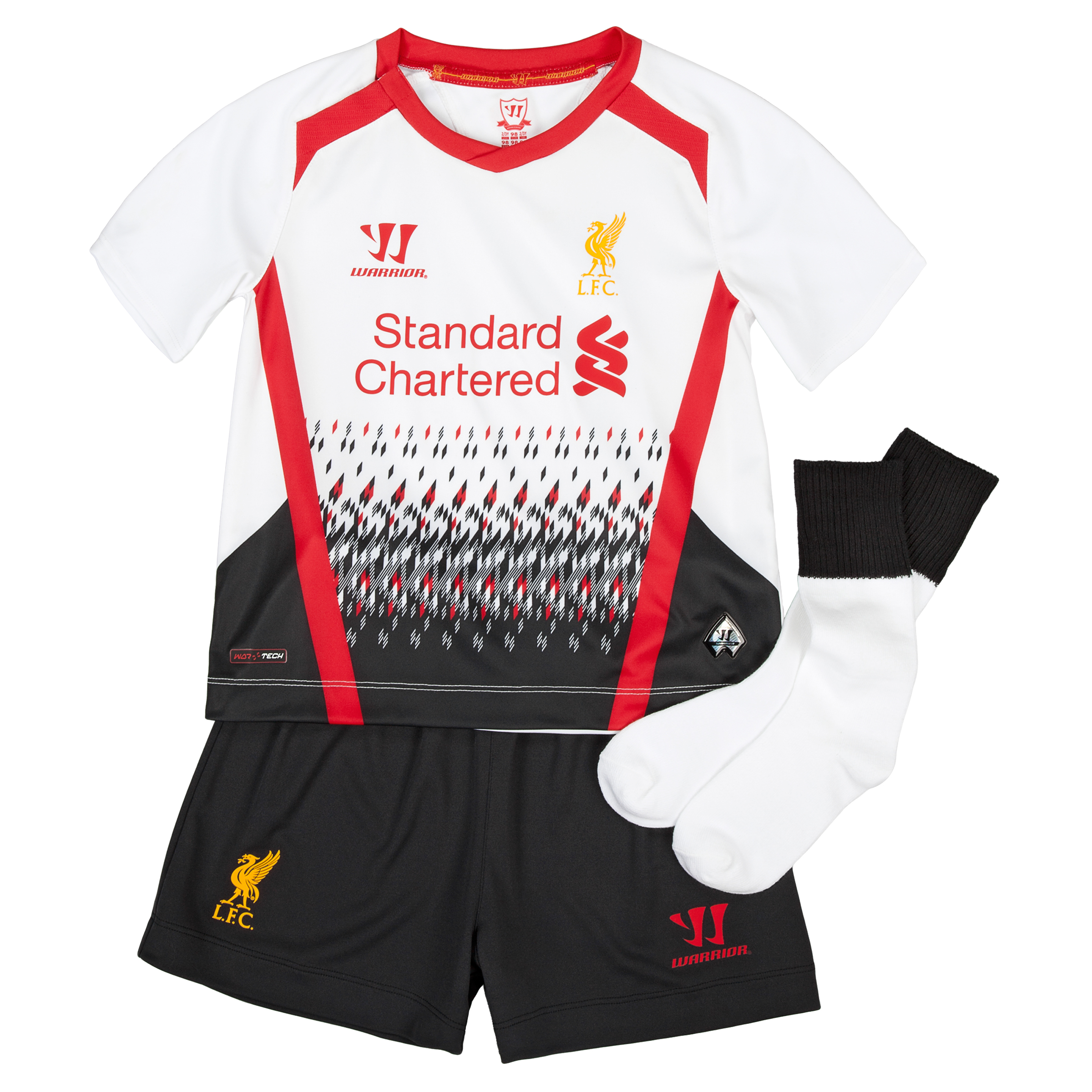 Liverpool Away Infant Kit 2013/14