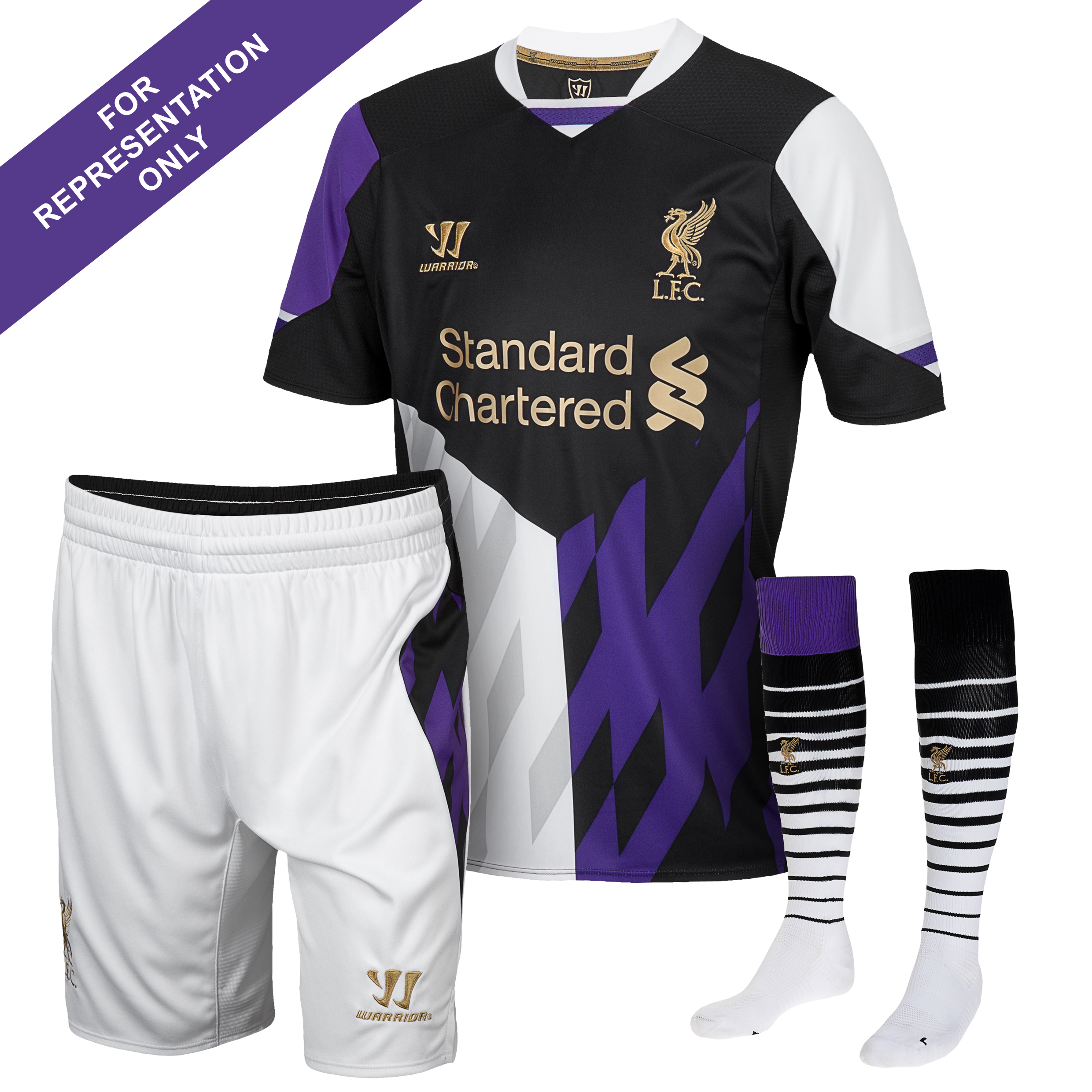 Liverpool Third Infant Kit 2013/14