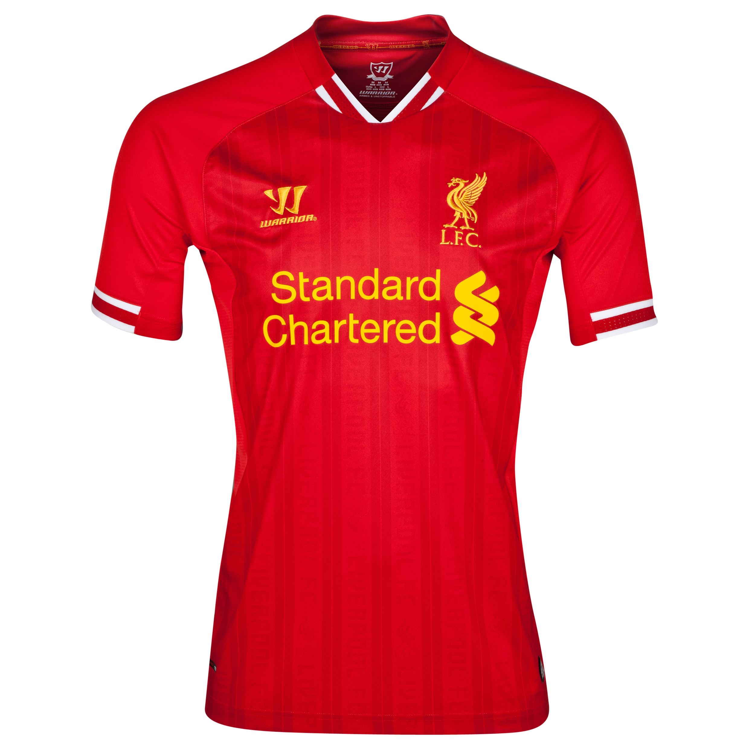 Buy Liverpool Home Kit 2013/14