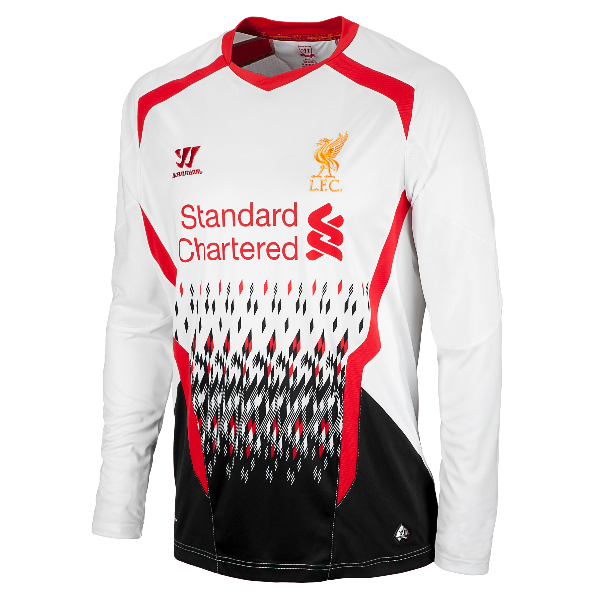 Liverpool Away Shirt 2013/14 Long Sleeve