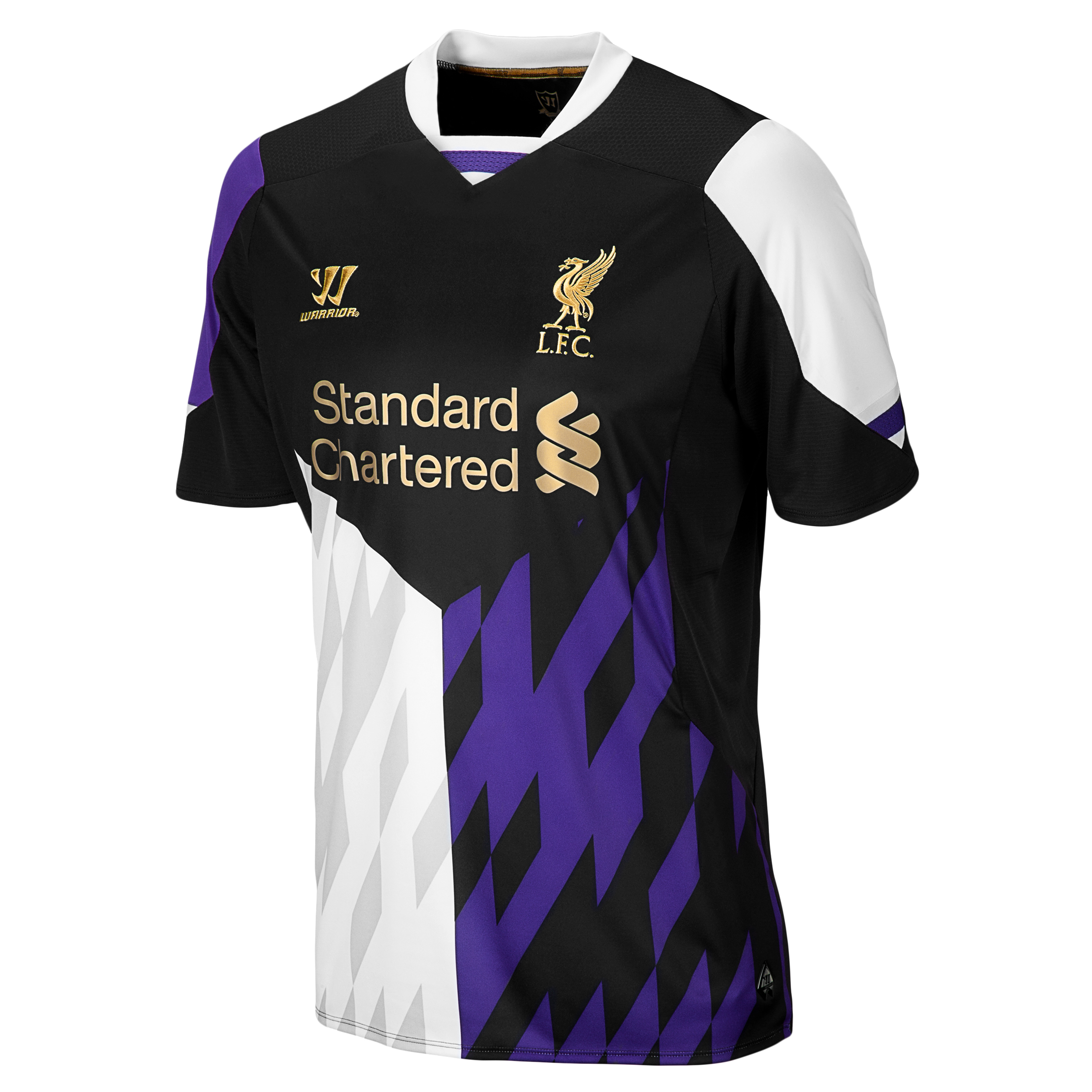 Liverpool Third Shirt 2013/14