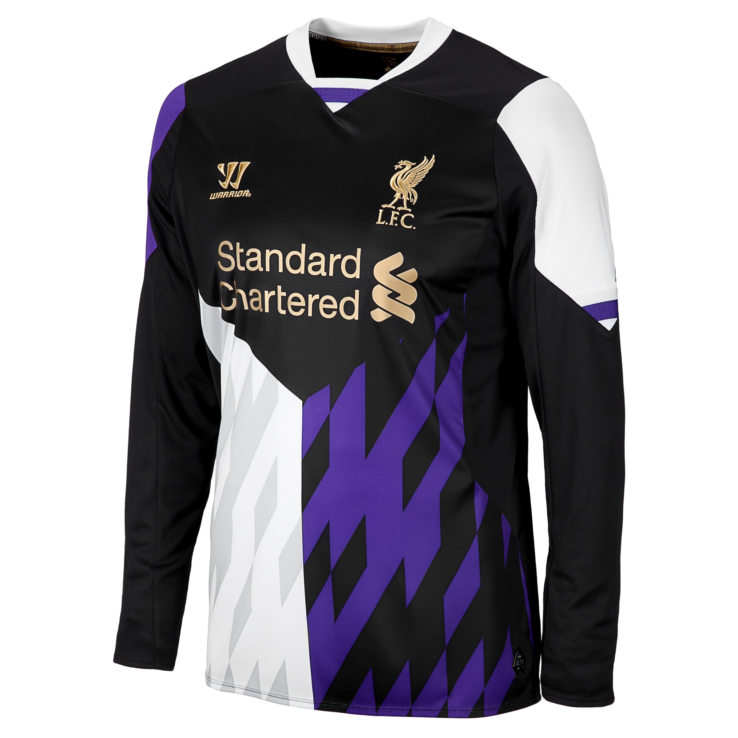 Buy Liverpool Third Kit 2013/14 Long Sleeve
