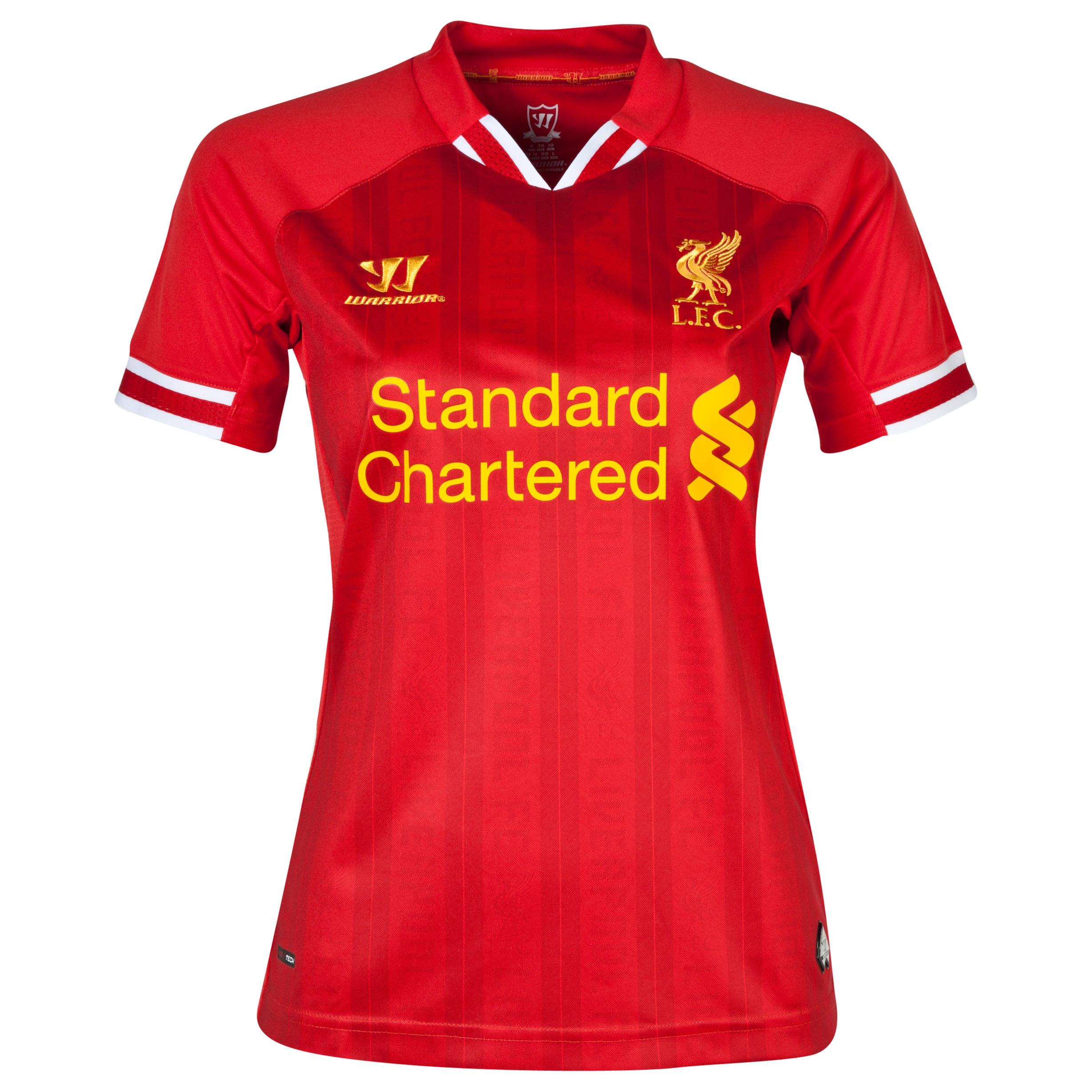 Liverpool Home Shirt 2013/14 Womens