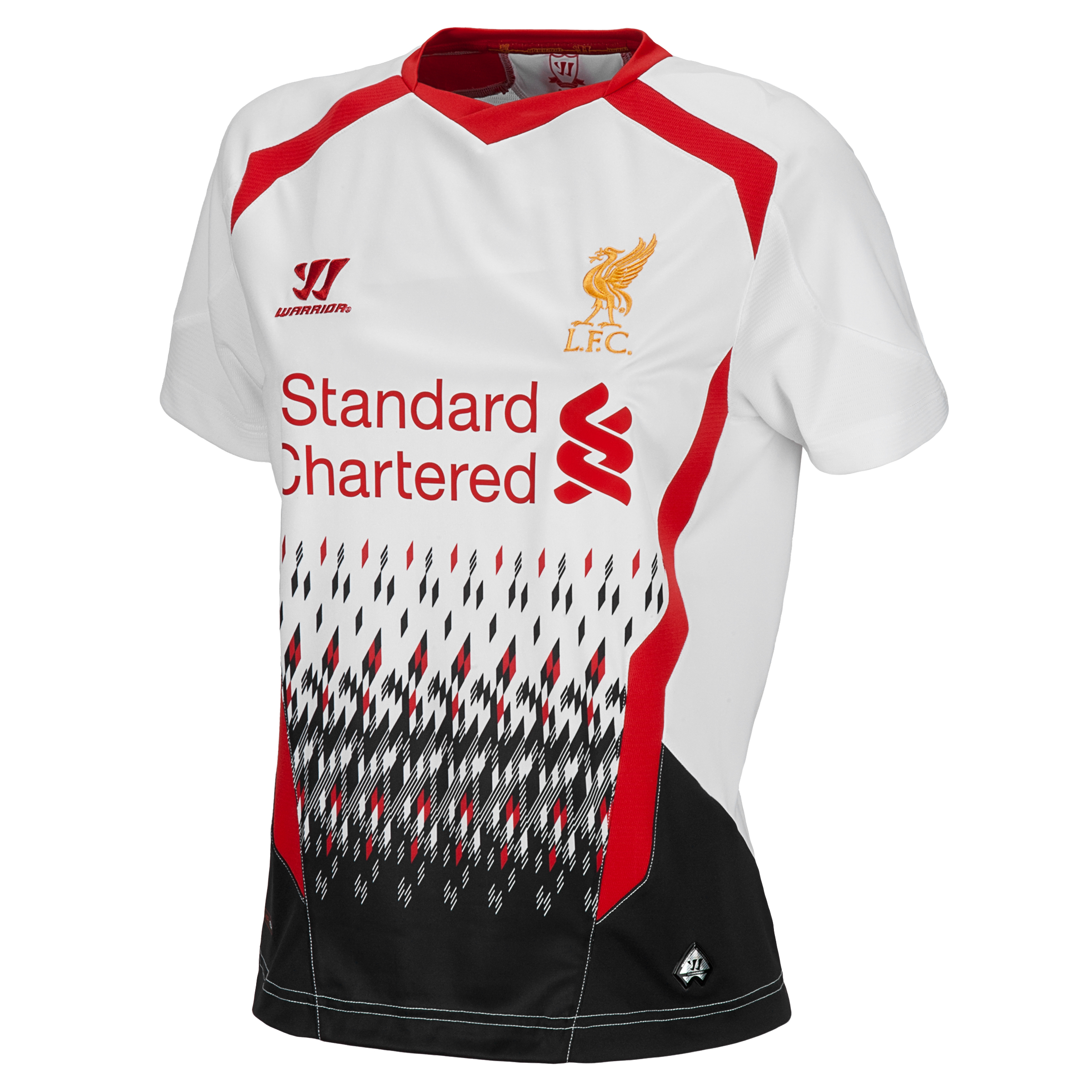 Liverpool Away Shirt 2013/14 Womens