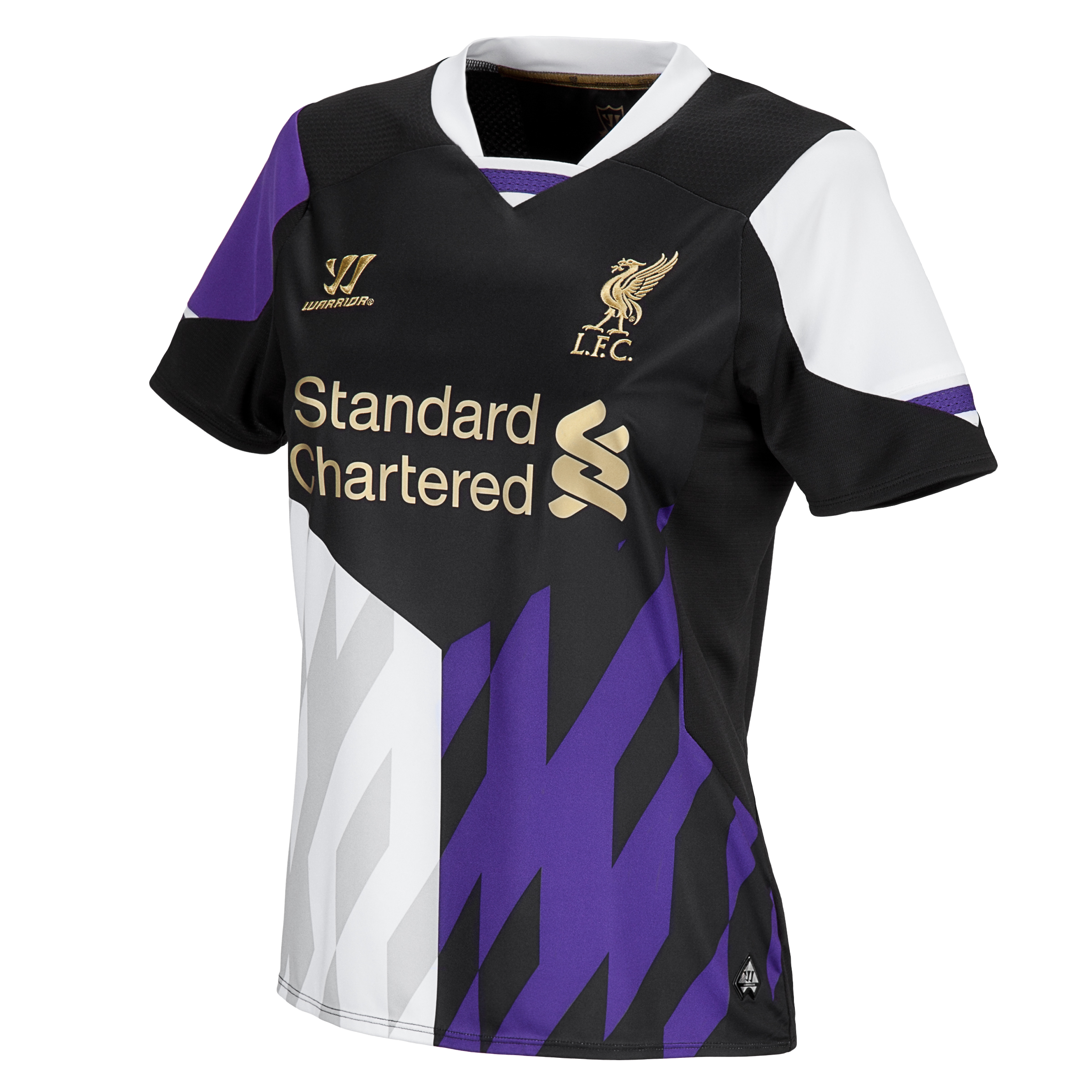 Buy Liverpool Third Kit 2013/14 Womens