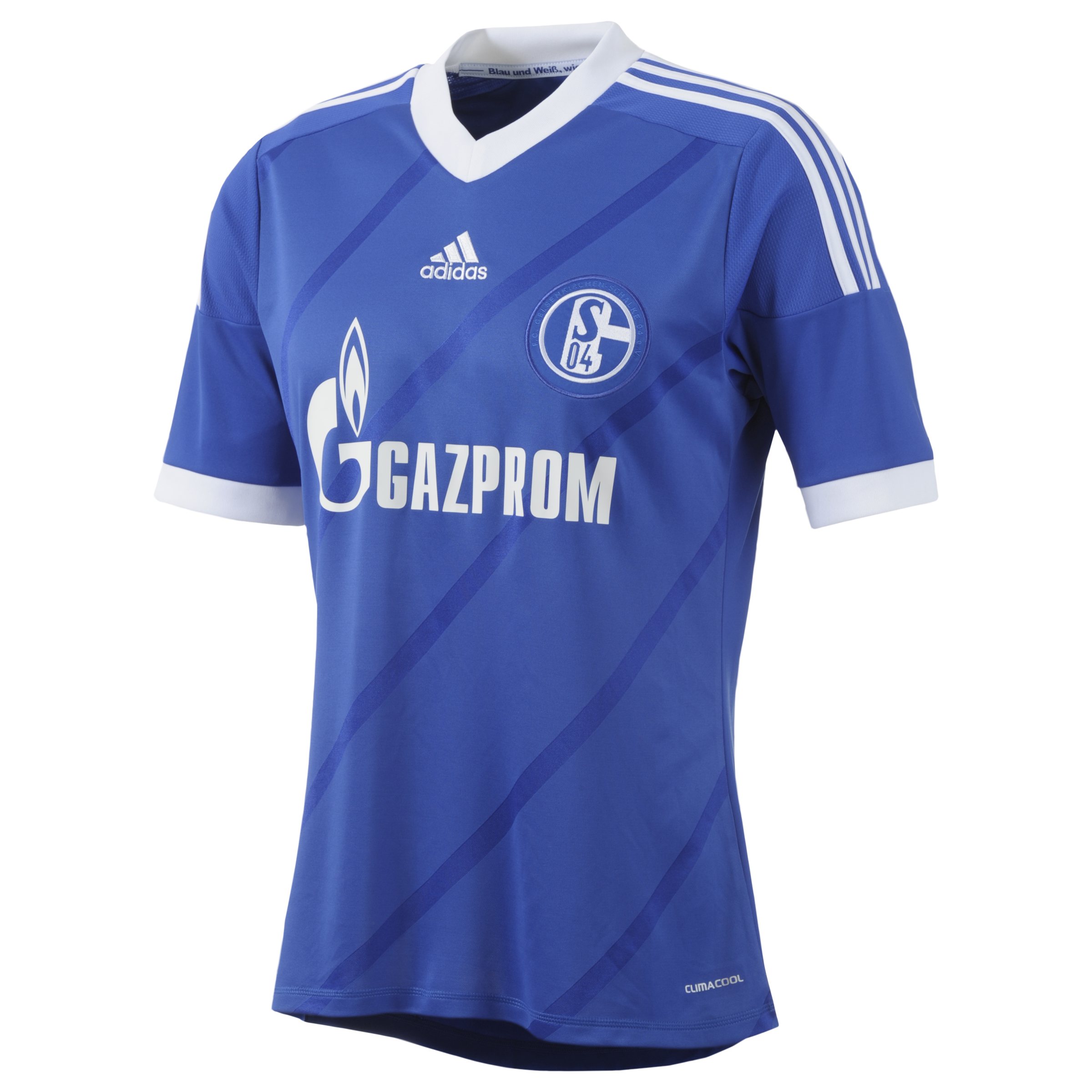 Schalke 04 Home Shirt 2013/14