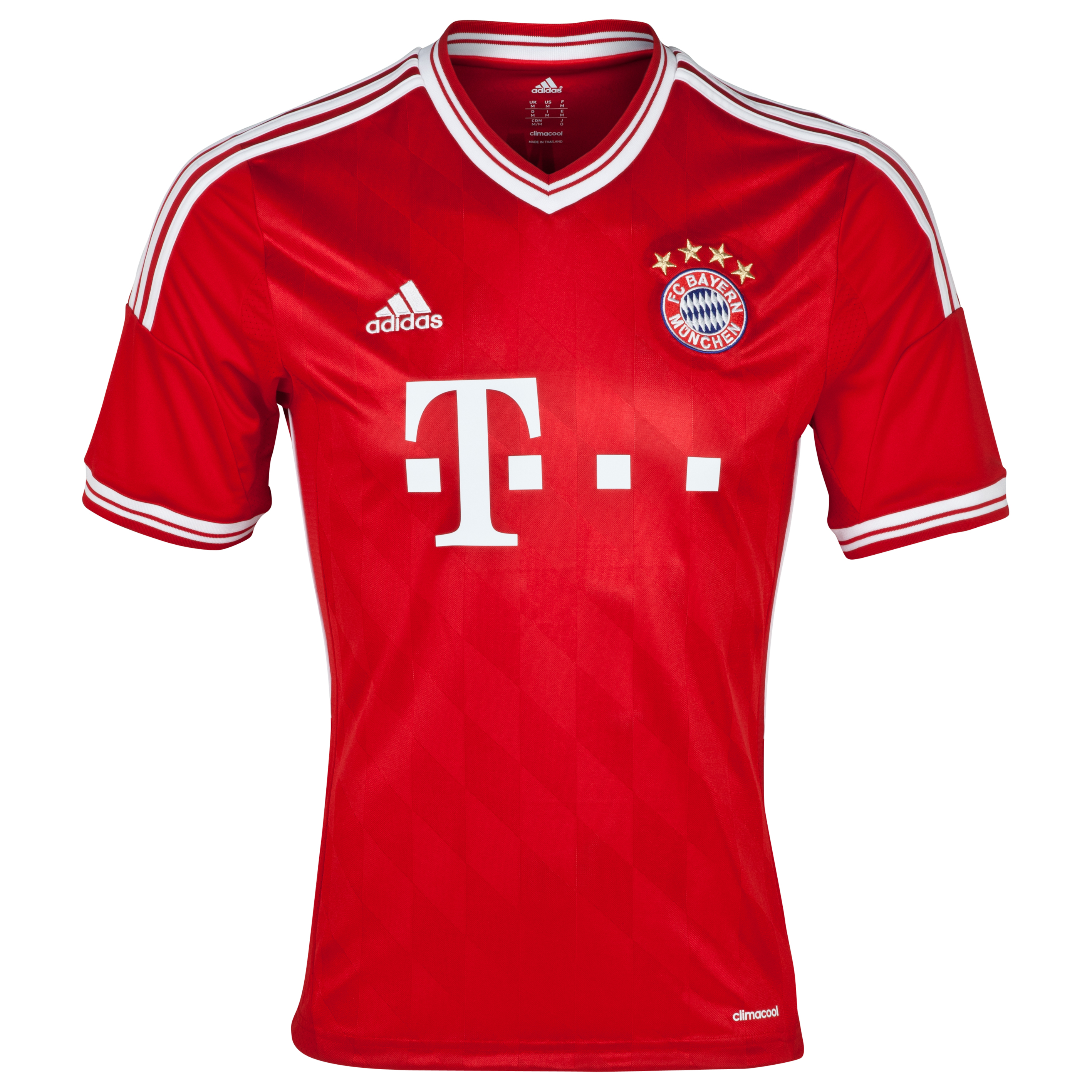 Bayern Munich Home Shirt 2013/14