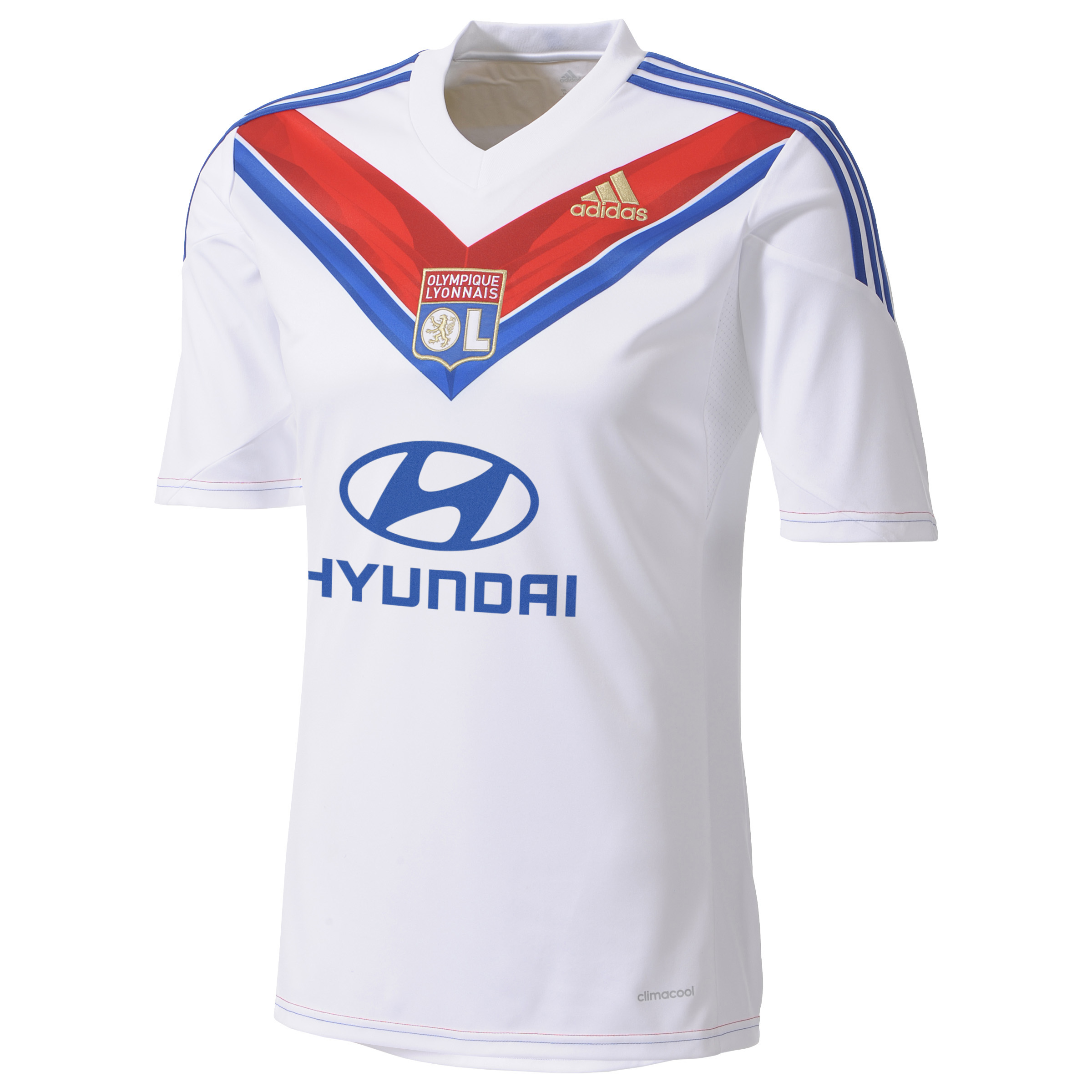 Olympique Lyon Home Shirt 2013/14