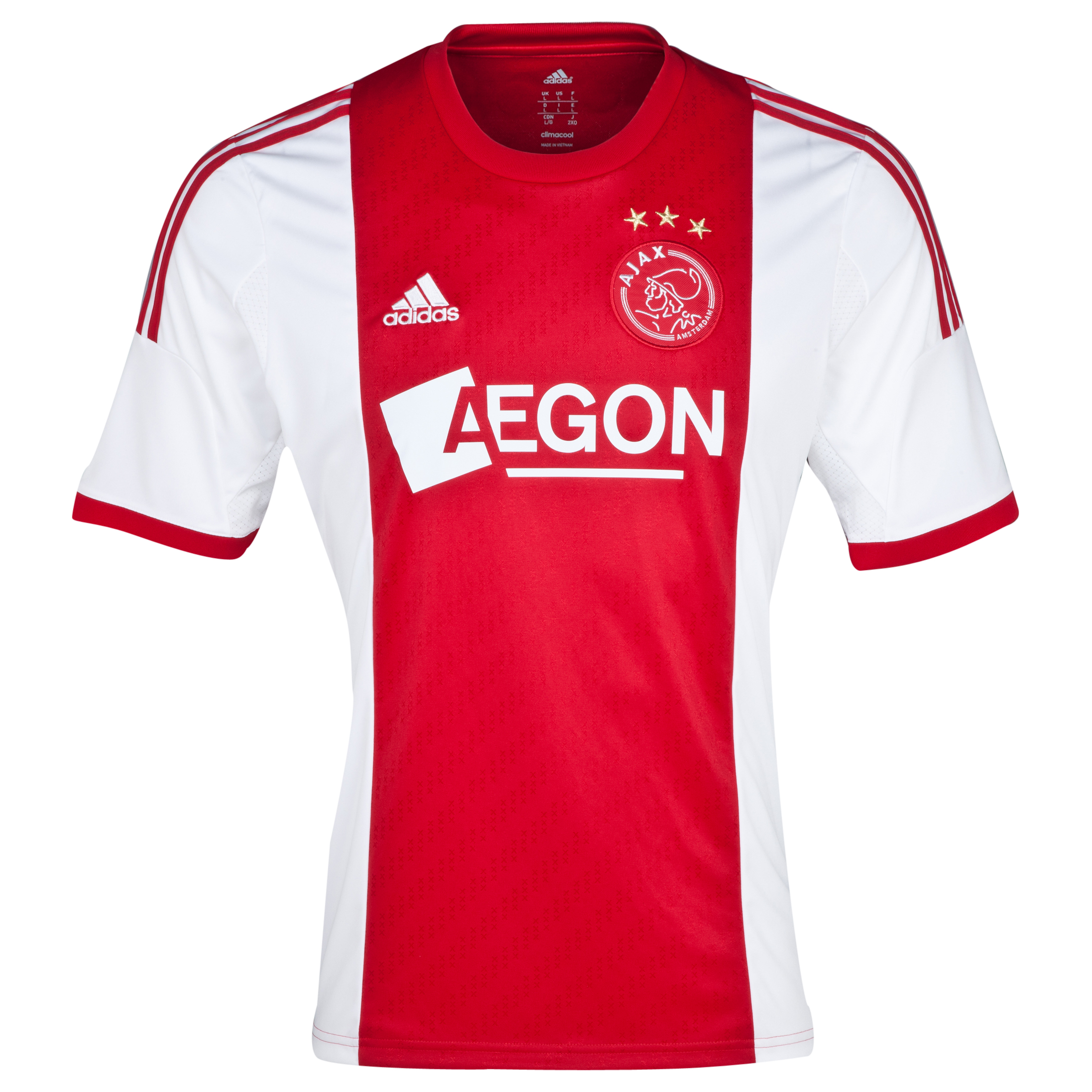 Ajax Home Shirt 2013/14