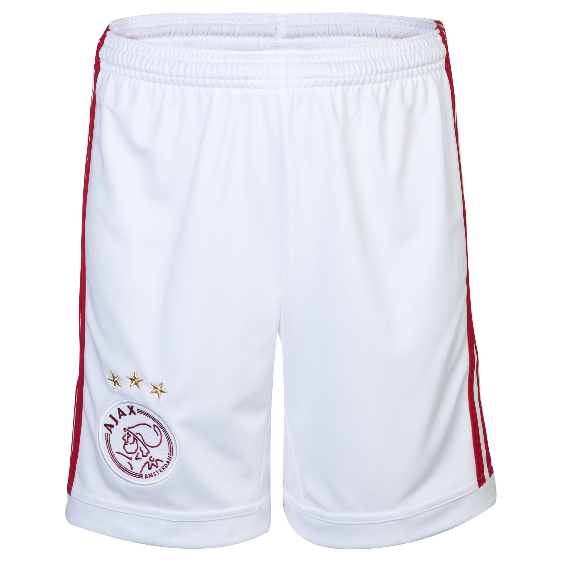 Ajax Home Shorts 2013/14
