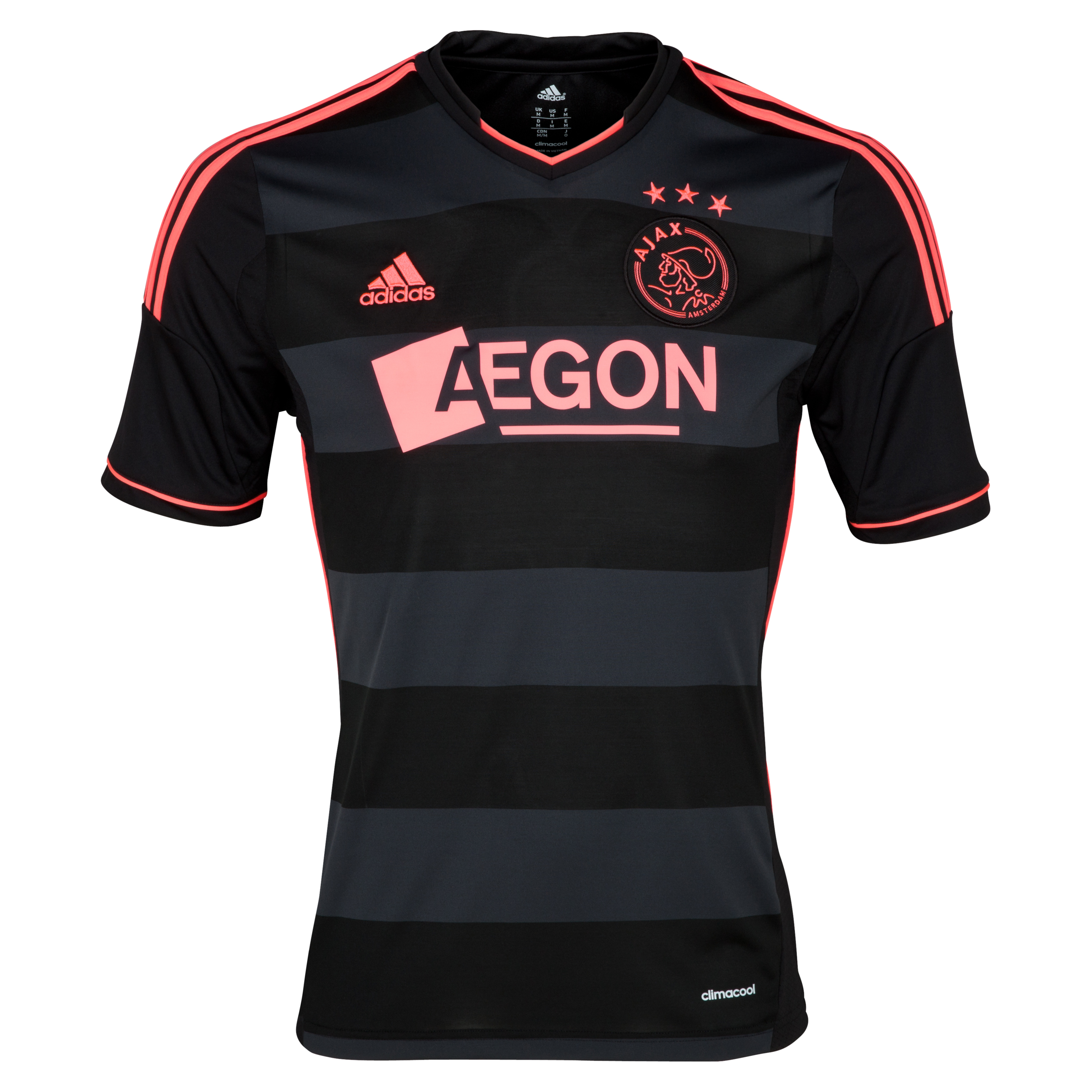Ajax Away Shirt 2013/14
