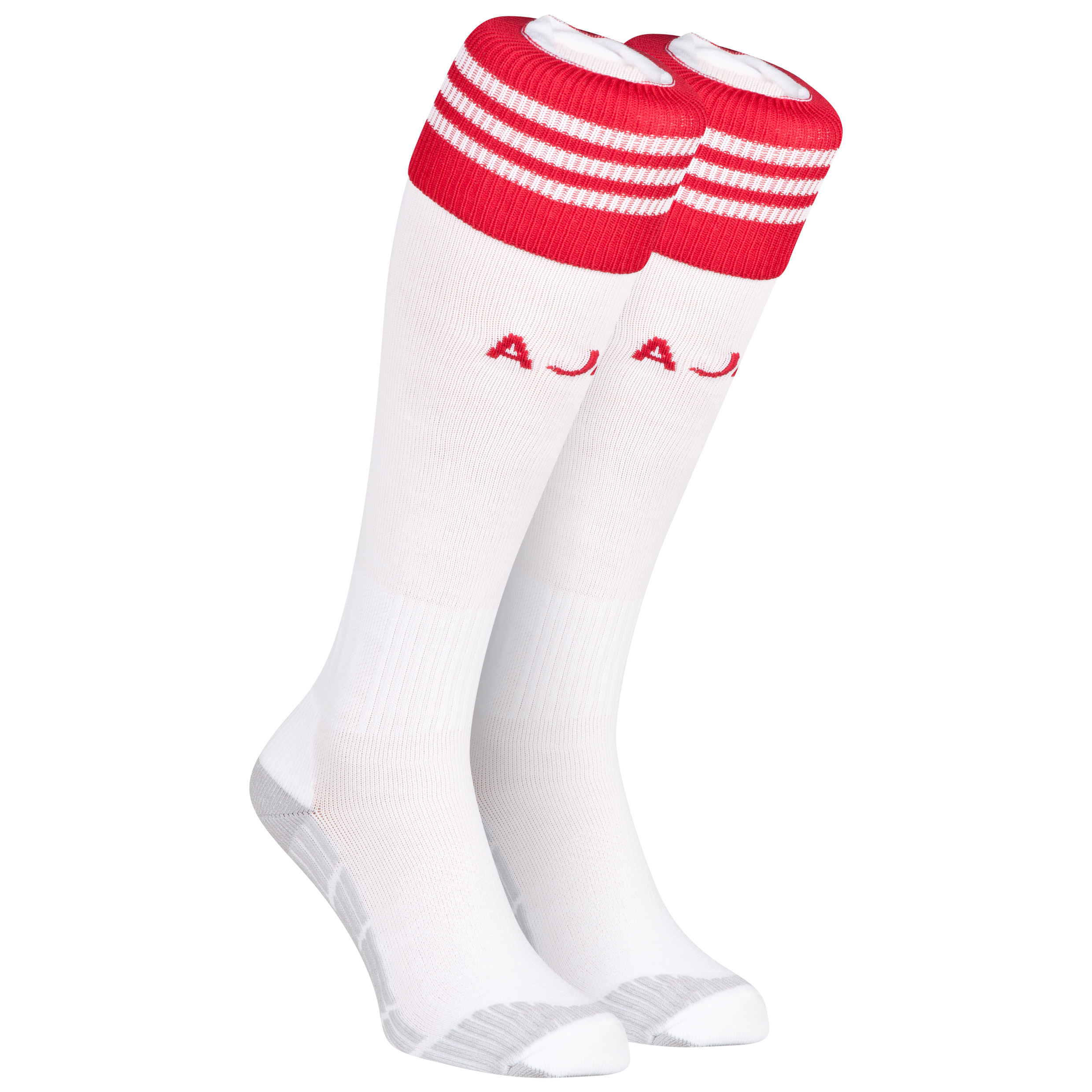 Ajax Home Socks 2013/14