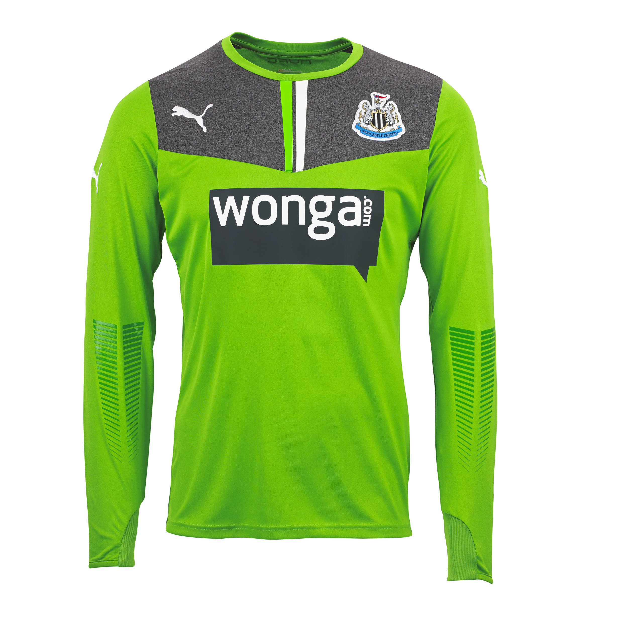 Newcastle United Home Goalkeeper Shirt 2013/14