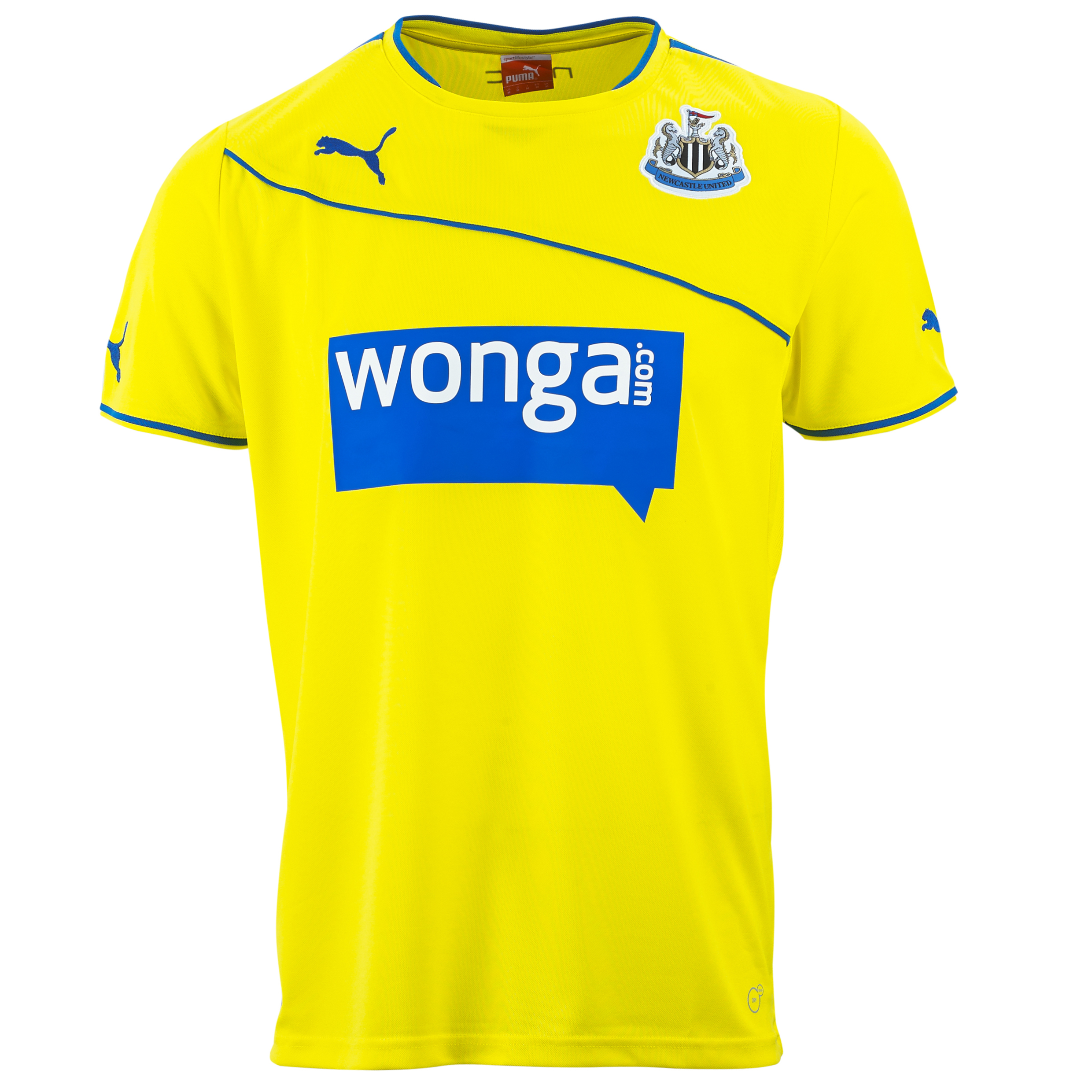 Newcastle United Third Shirt 2013/14