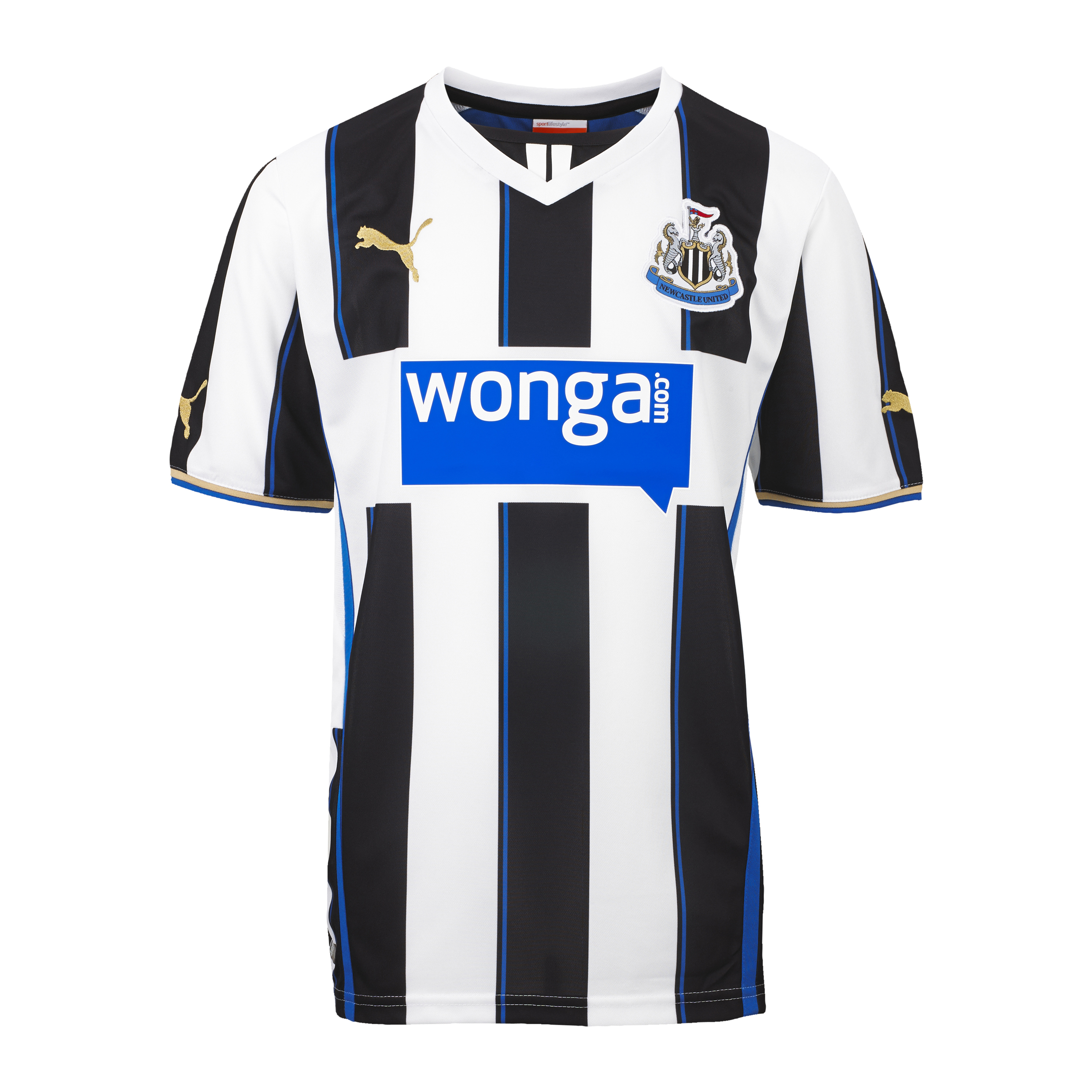 Newcastle United Home Shirt 2013/14 - Kids