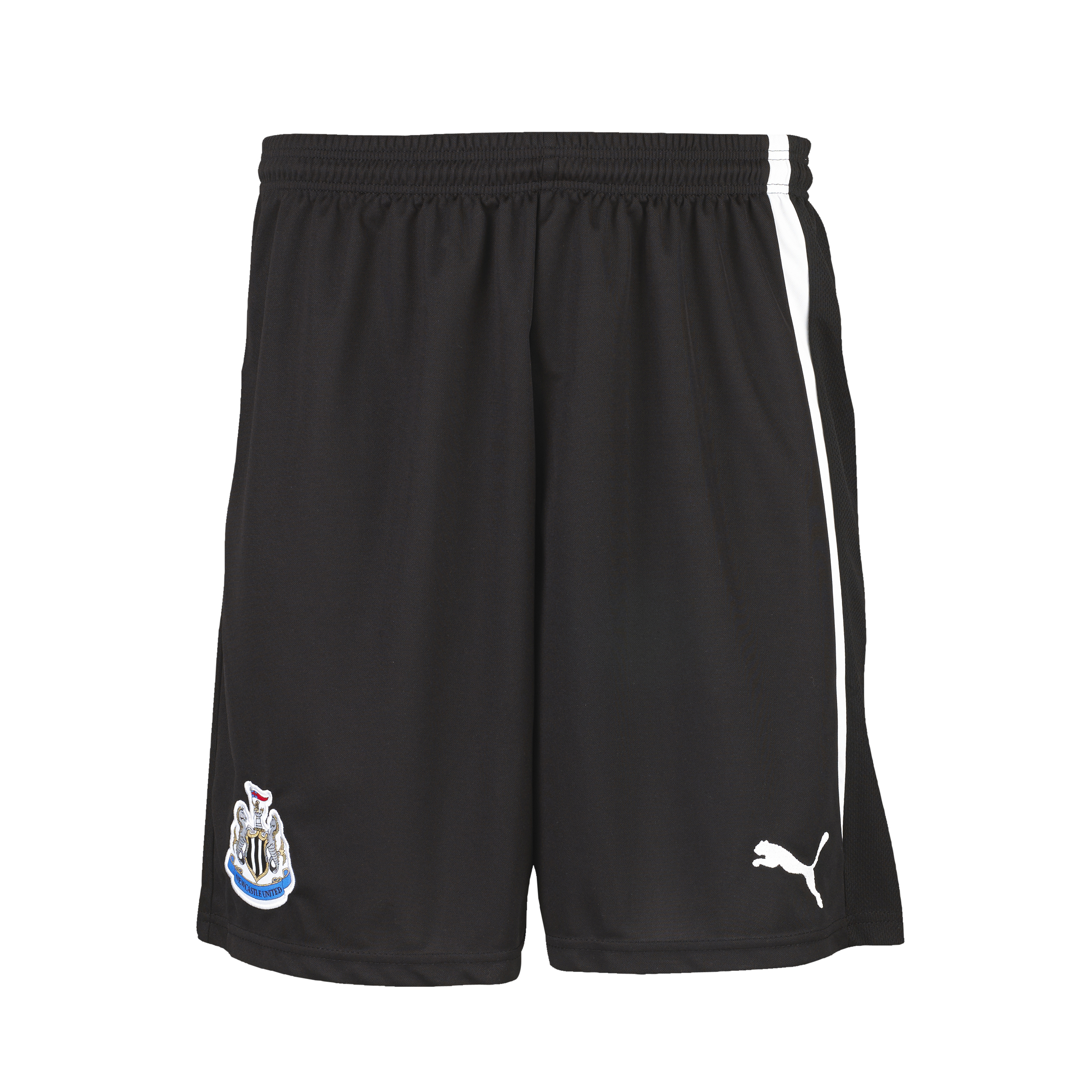 Newcastle United Home Shorts 2013/14- Kids