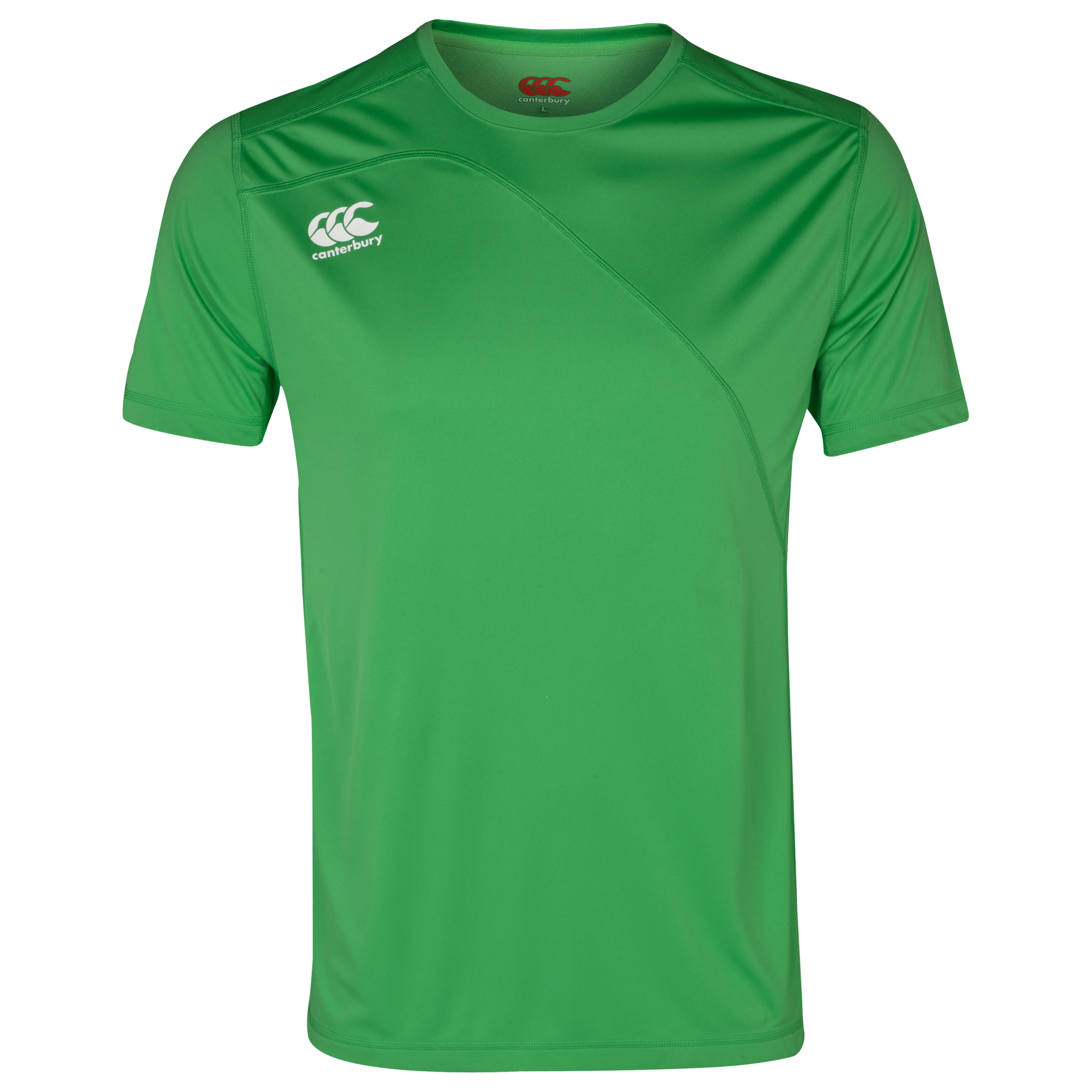 Canterbury Mercury Tcr Pro T-Shirt Green