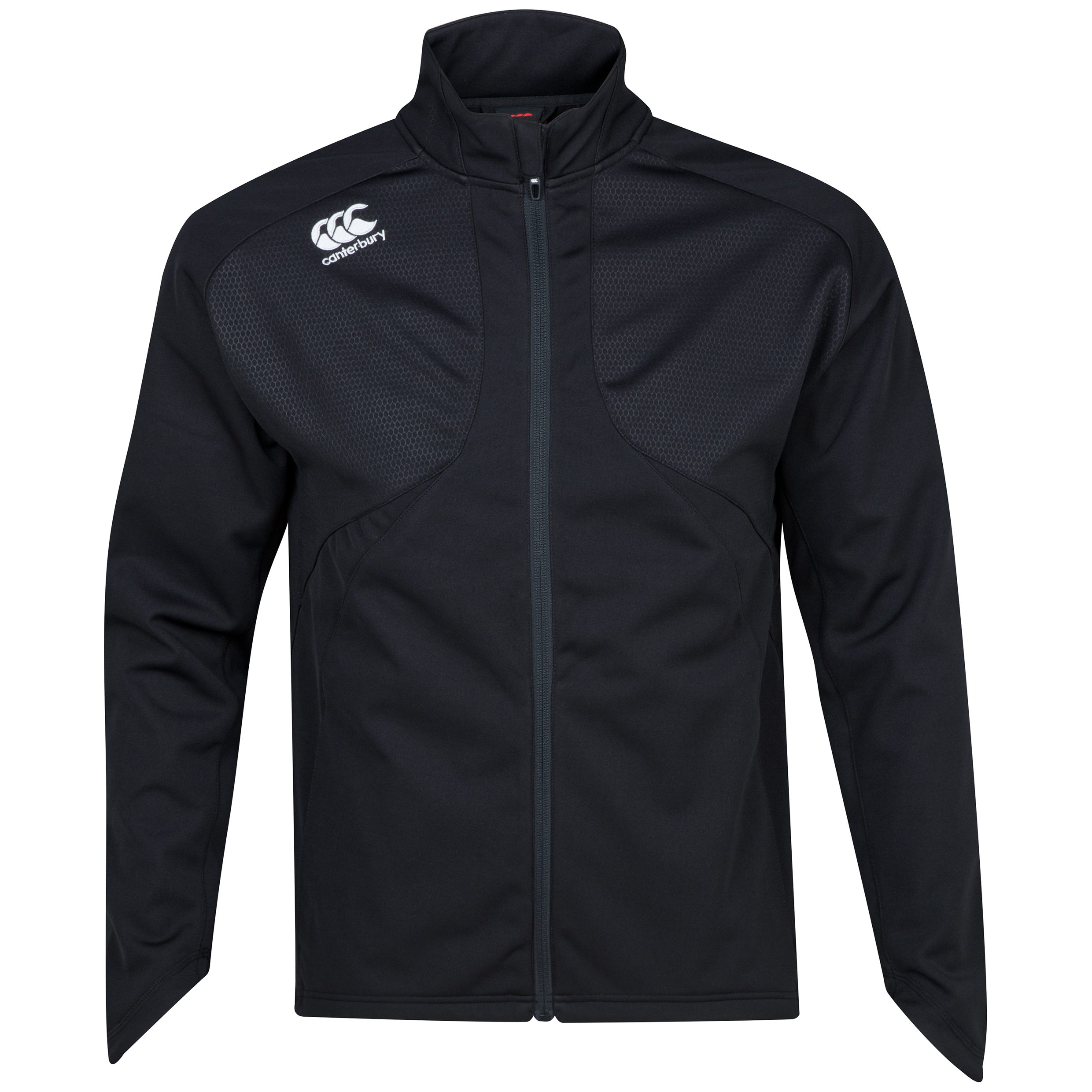 Canterbury Mercury Tcr Pro Soft Shell Jacket Dk Grey