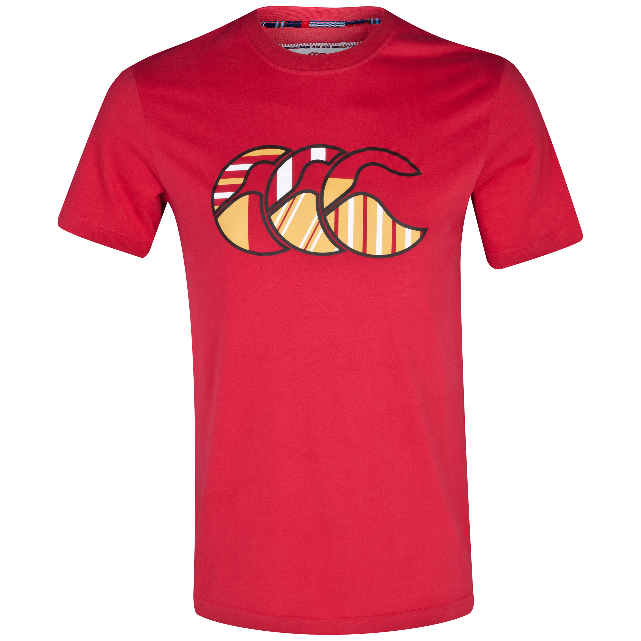 Canterbury Uglies Graphic Tee Red