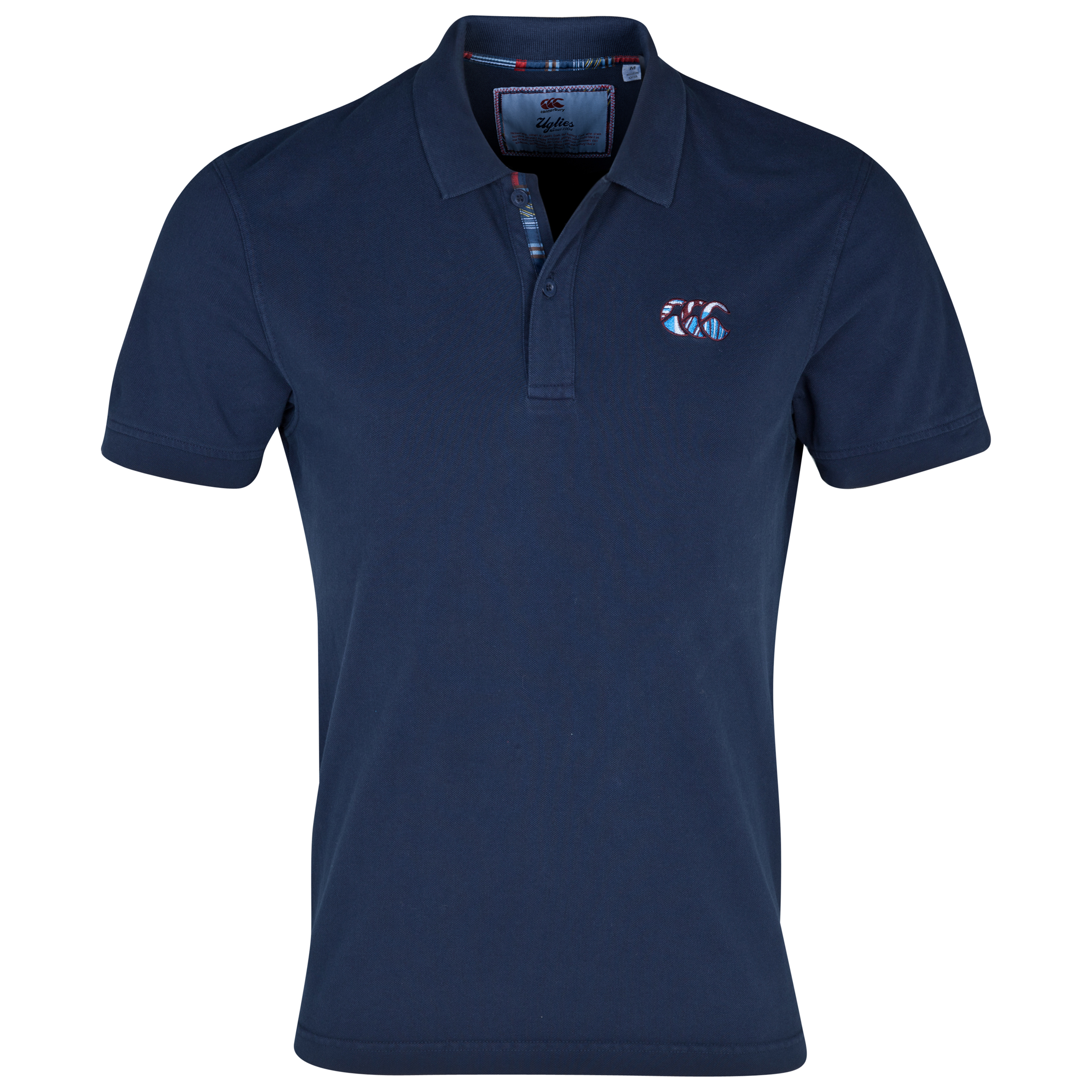 Canterbury Uglies Polo Shirt Navy