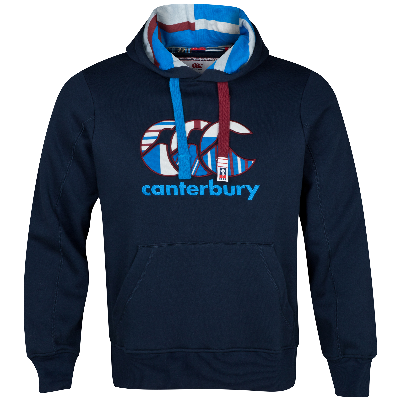 Canterbury Uglies Hoody Navy