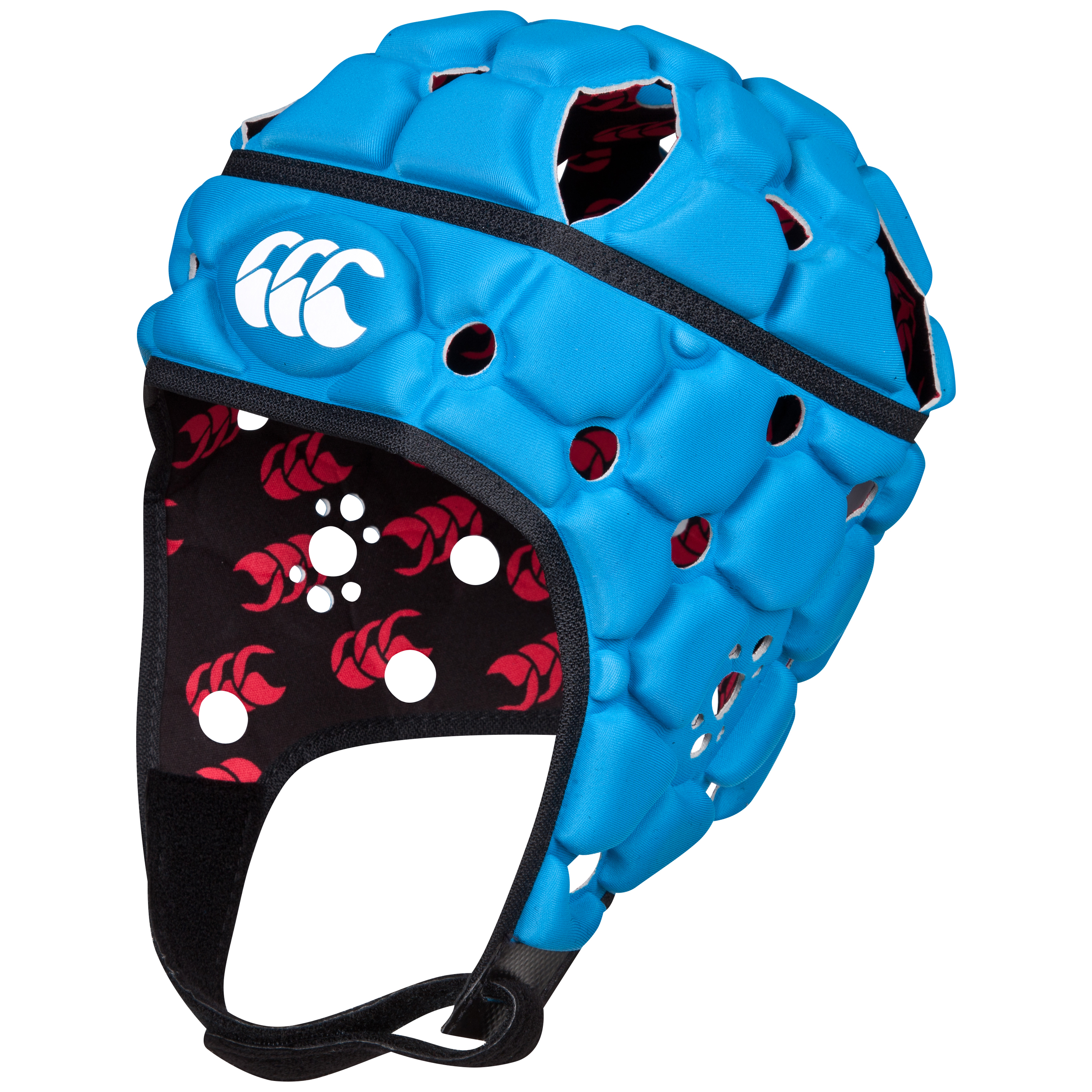 Canterbury Ventilator Headguard - Kids Blue