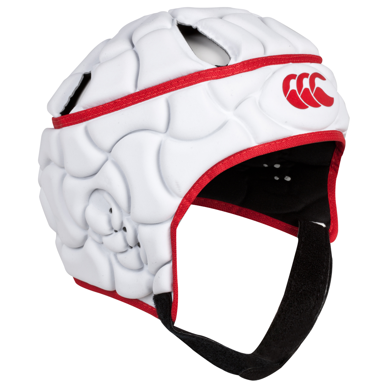 Canterbury Club Plus Headguard - Kids White
