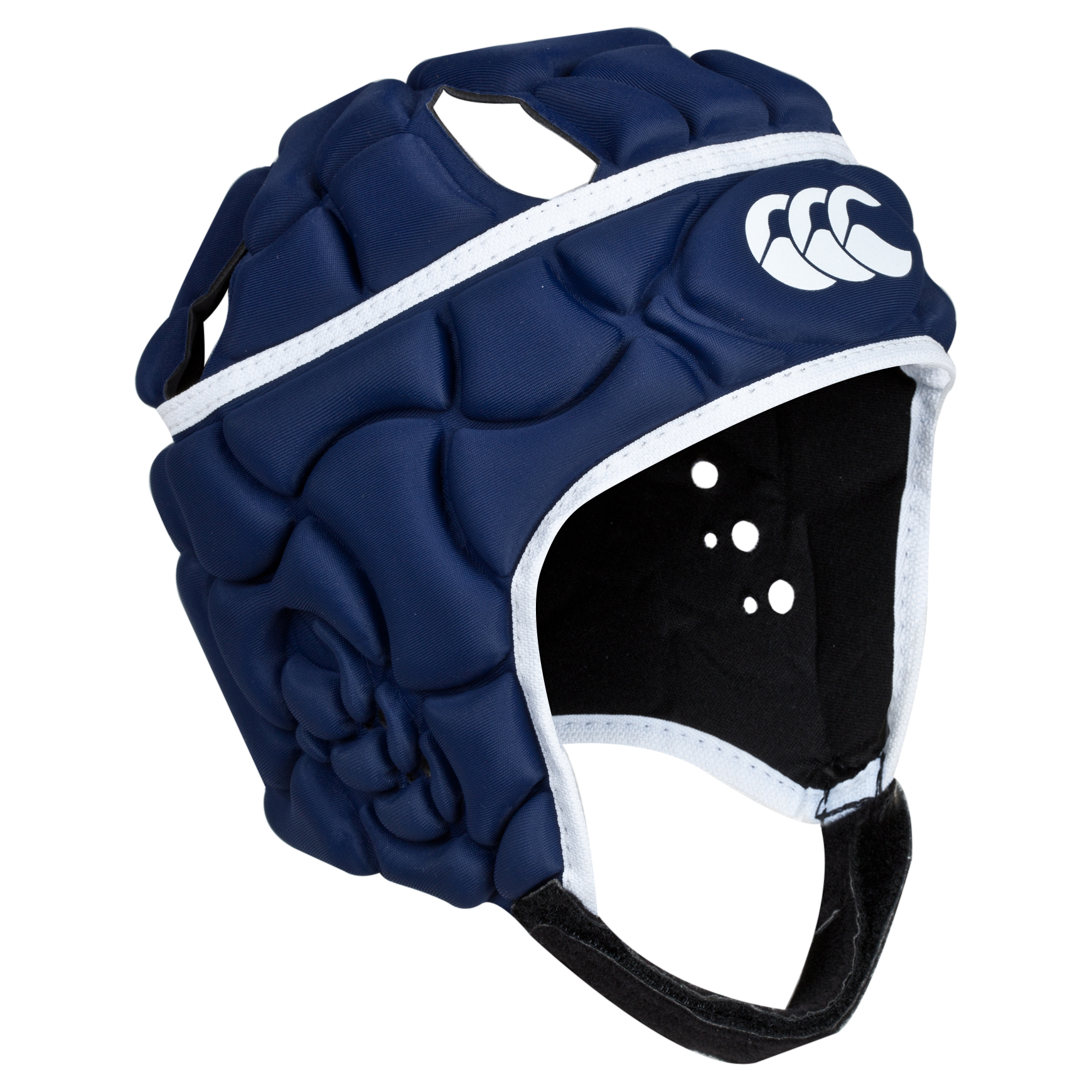 Canterbury Club Plus Headguard - Kids Blue