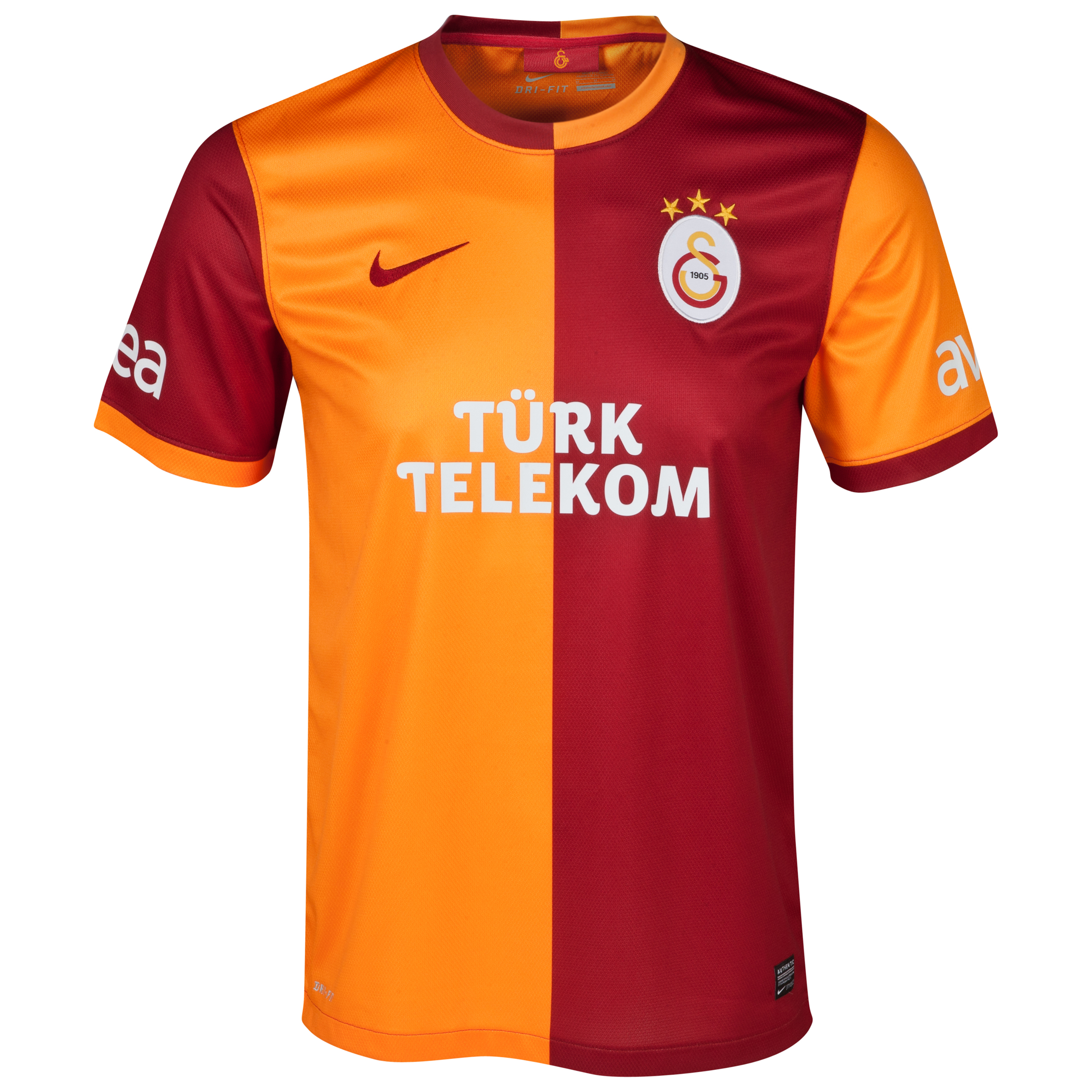 Galatasaray Home Shirt 2013/14