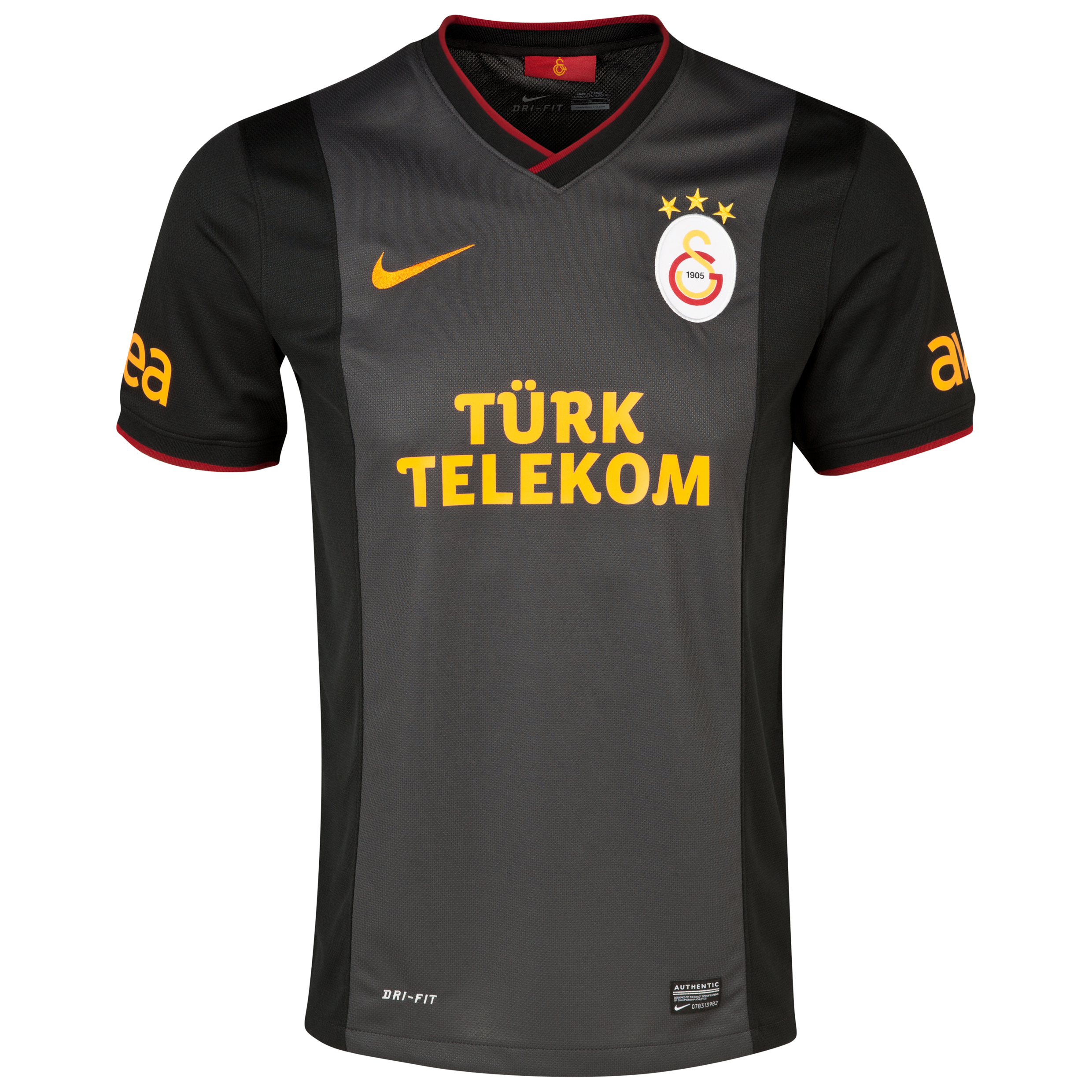 Galatasaray Away Shirt 2013/14