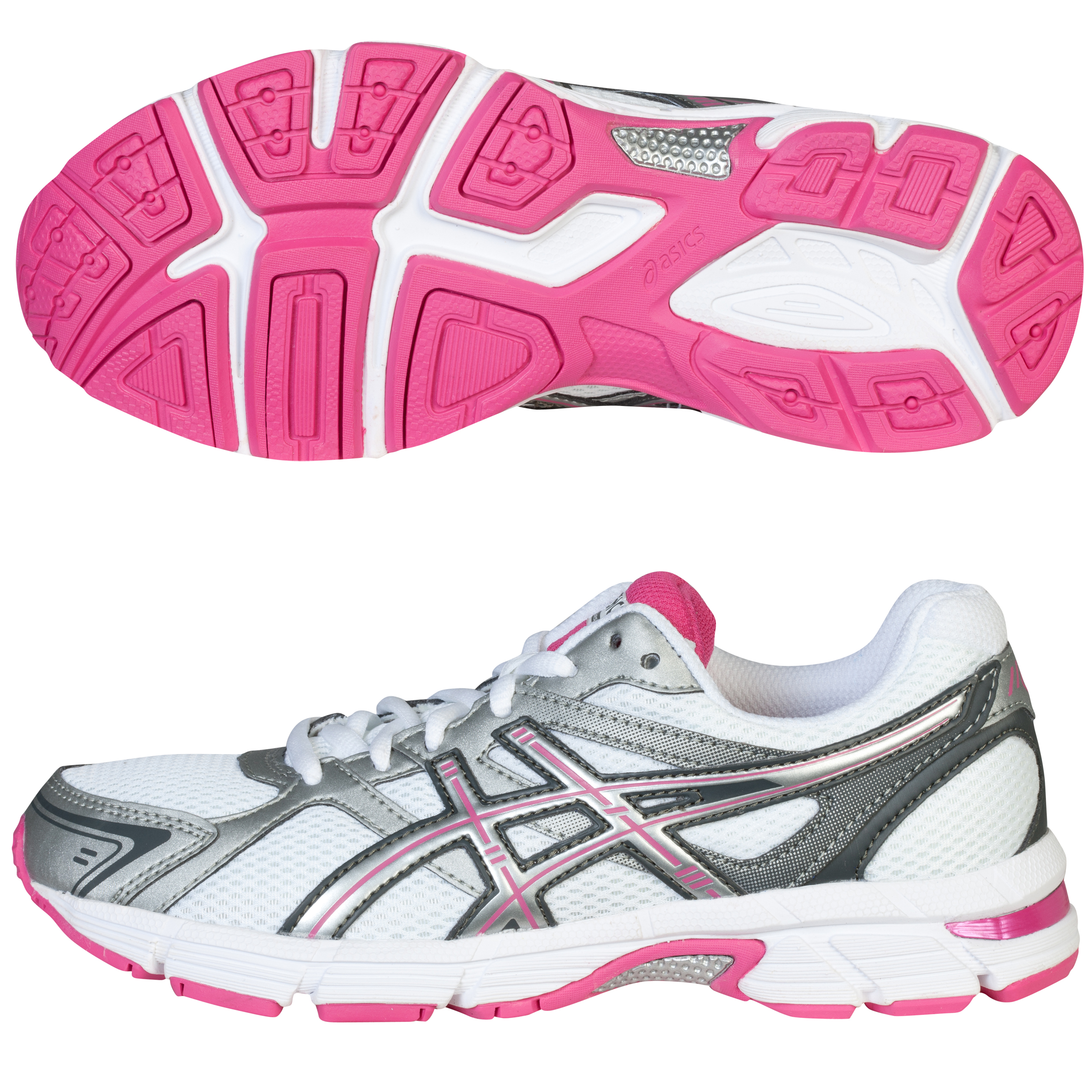 Running Gel Pursuit Trainer - Womens White