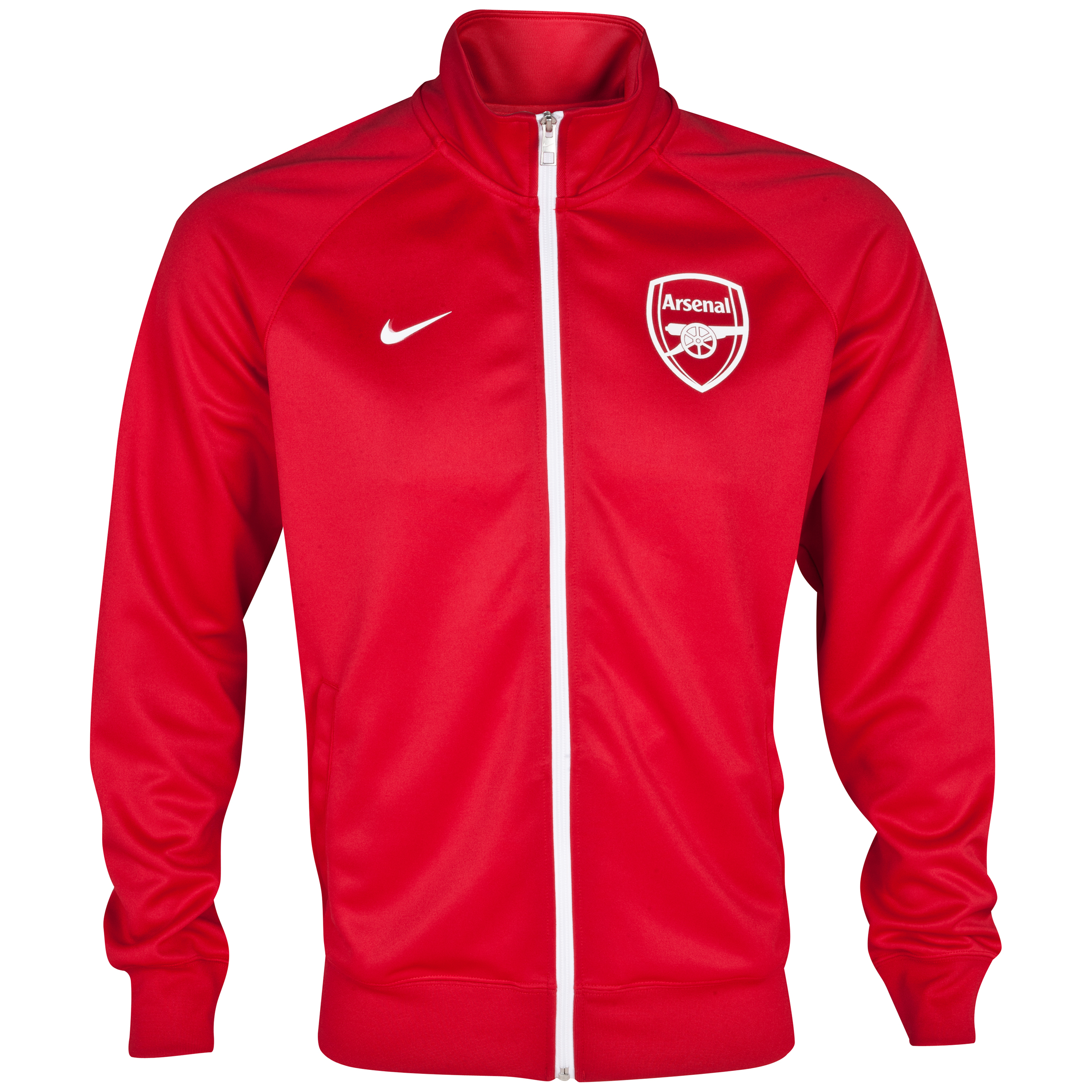 Arsenal Core Trainer Jacket Red