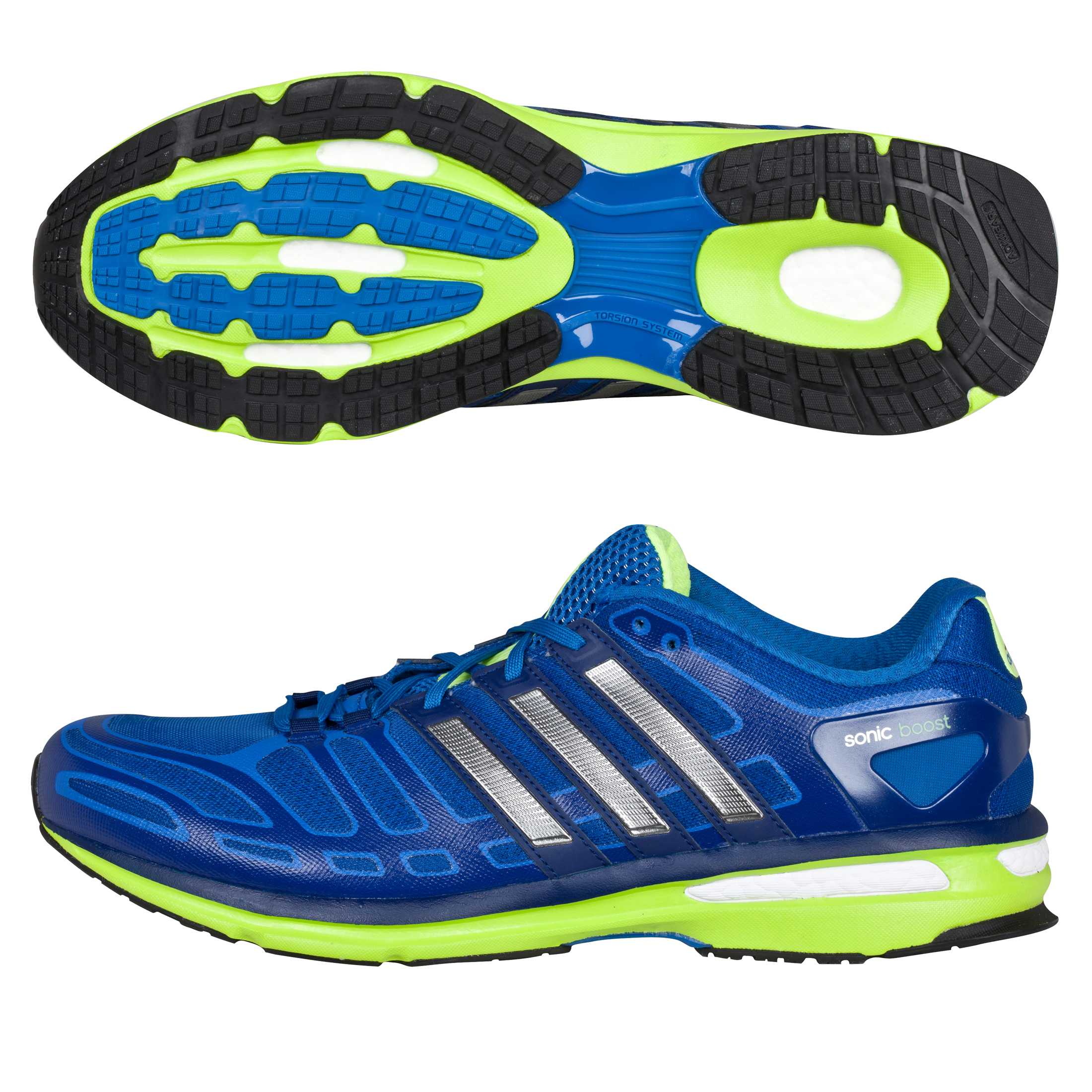 Adidas Sonic Boost - Blue Beauty/Iron Met/Electricity Blue