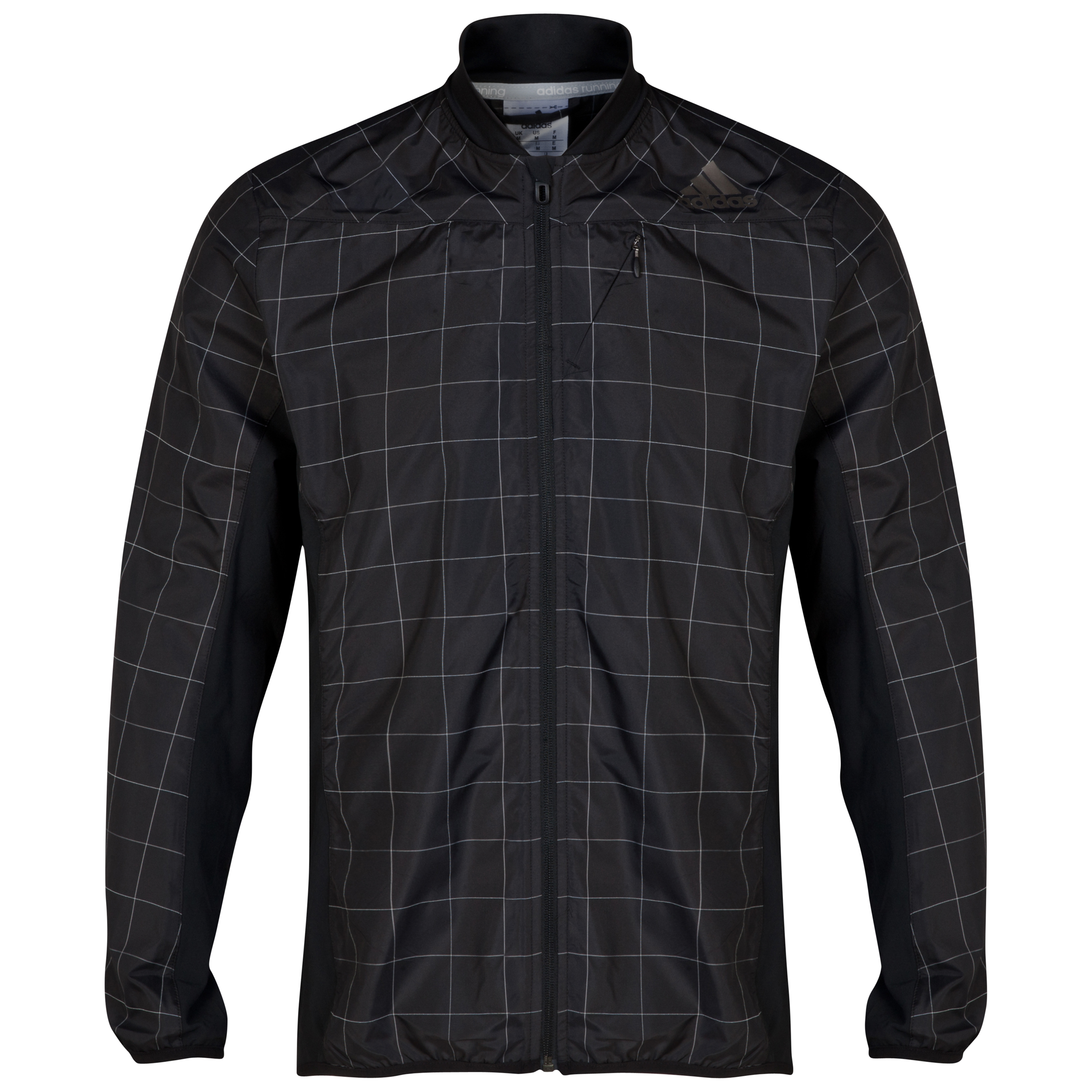 Adidas Supernova Smart Jacket - Black/Night Shade Black