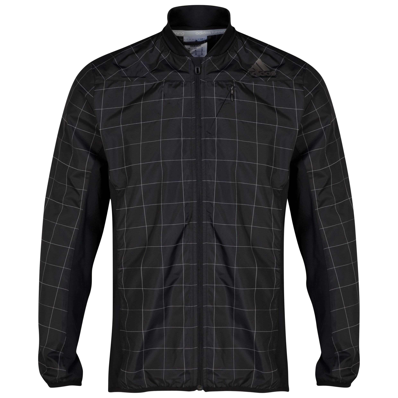 Adidas Supernova Smart Jacket - Black/Night Shade Black