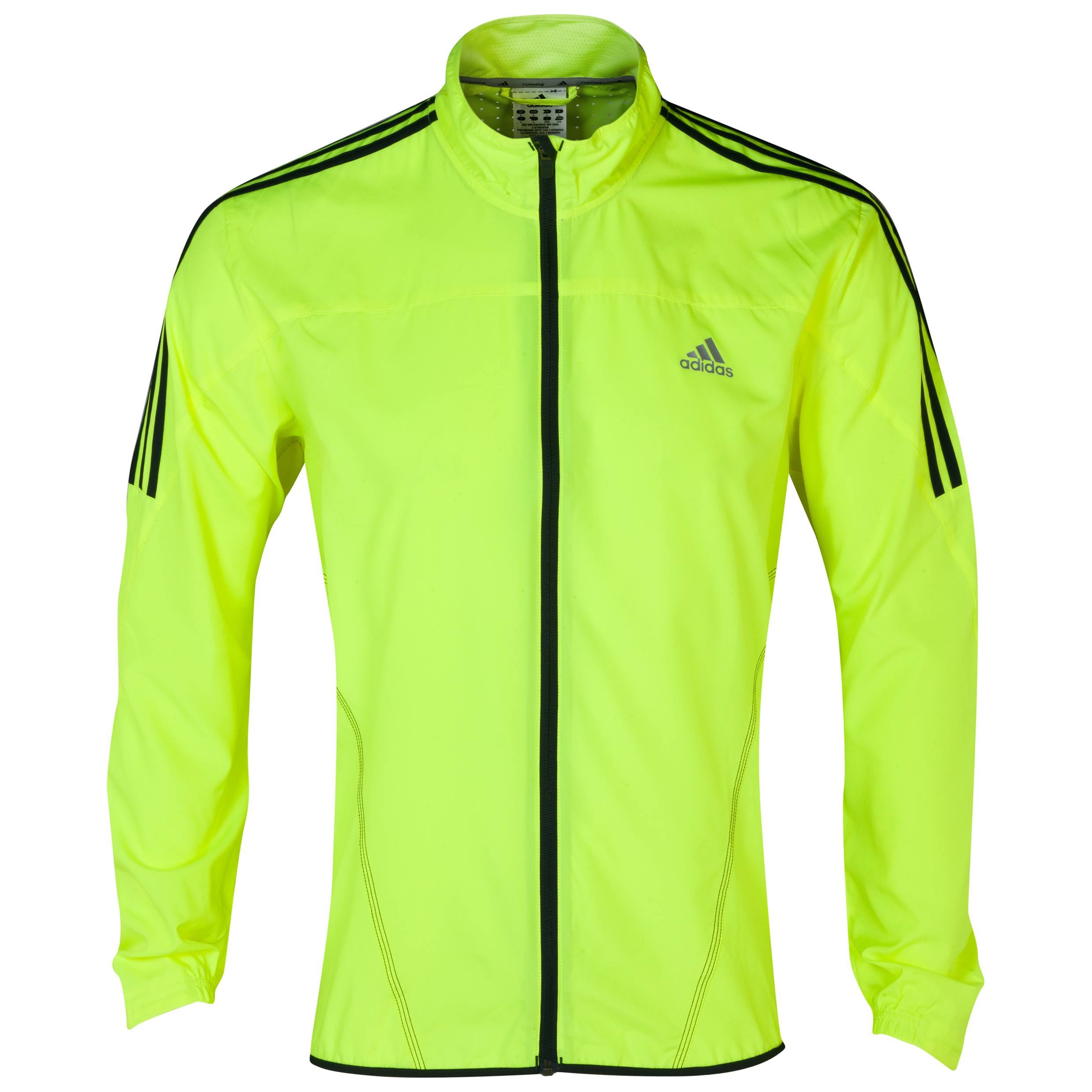 Adidas Response Jacket - Electricity/Night Shade Blue