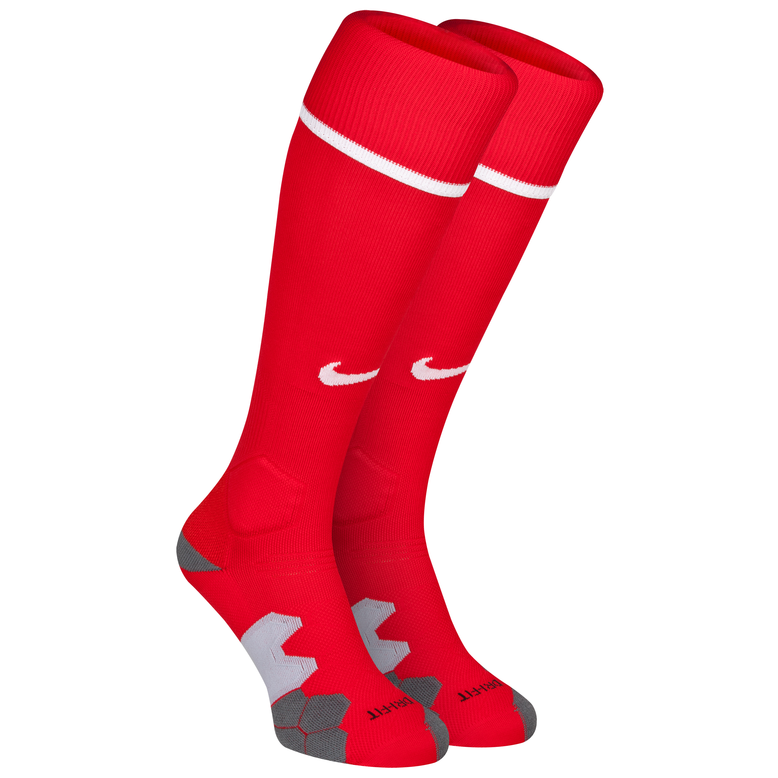 England Away Sock 2013/14 Red