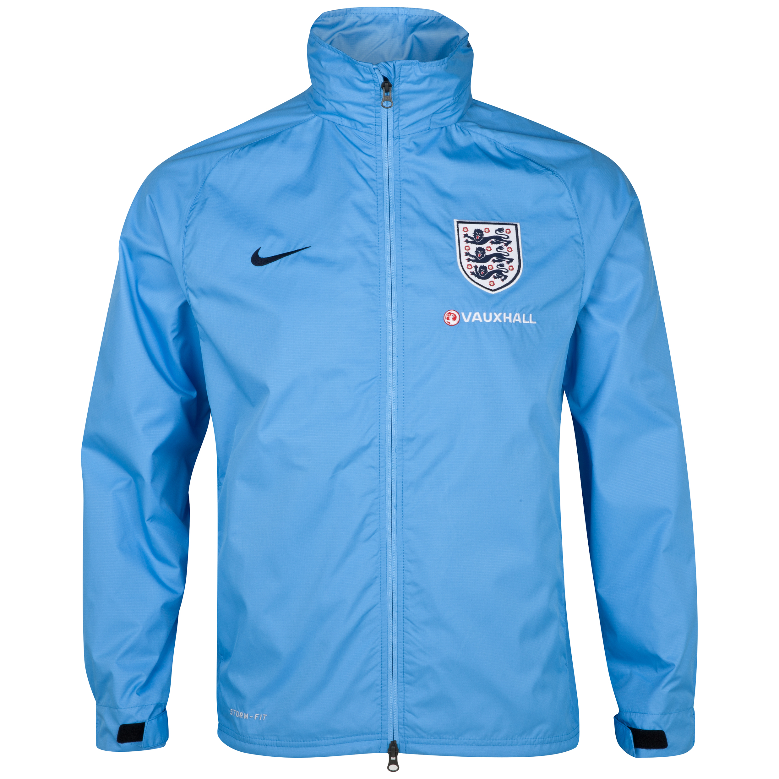 England Rain Jacket - Mens Blue