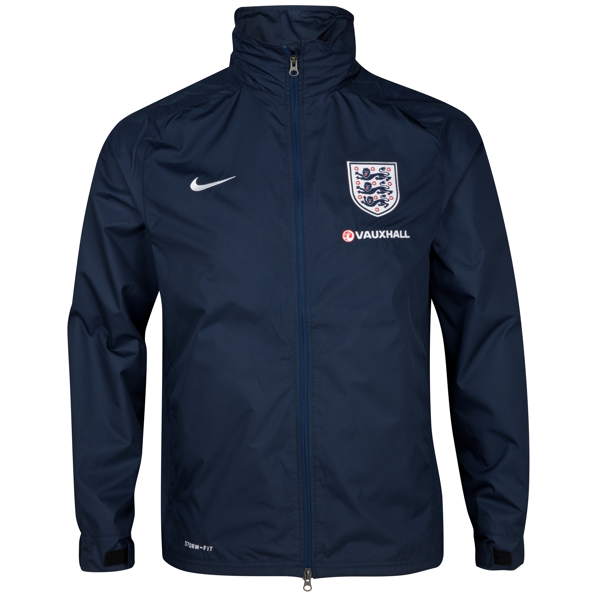 England Rain Jacket - Mens Navy