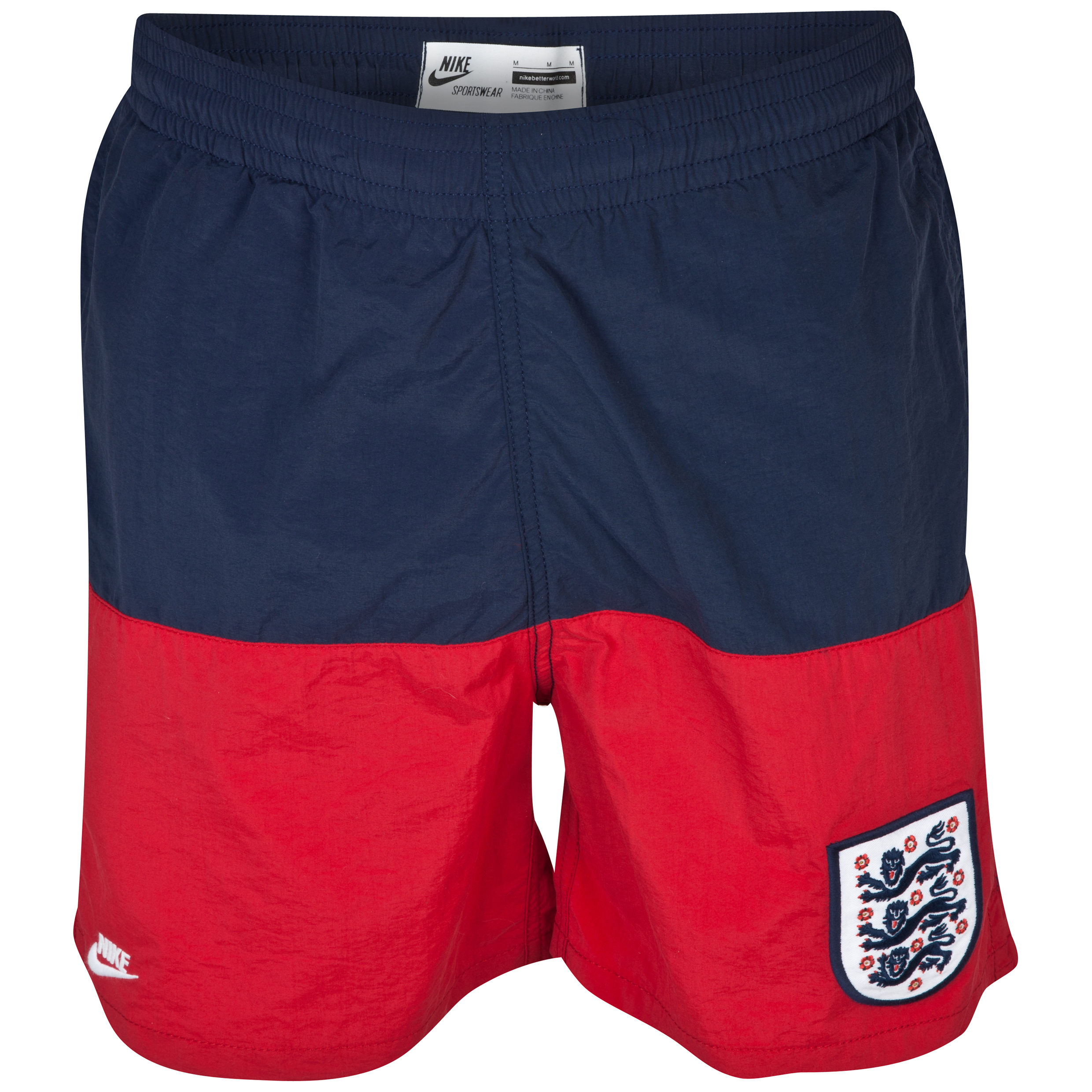 England Covert Team Short - Mens Navy