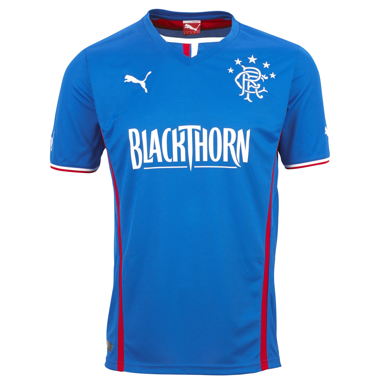 Glasgow Rangers Home Shirt 2013/14