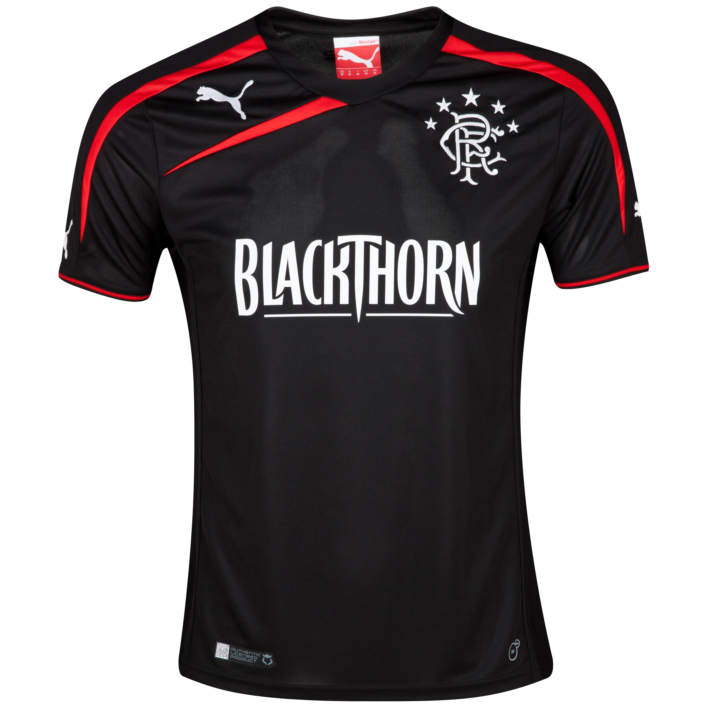 Glasgow Rangers Third Shirt 2013/14