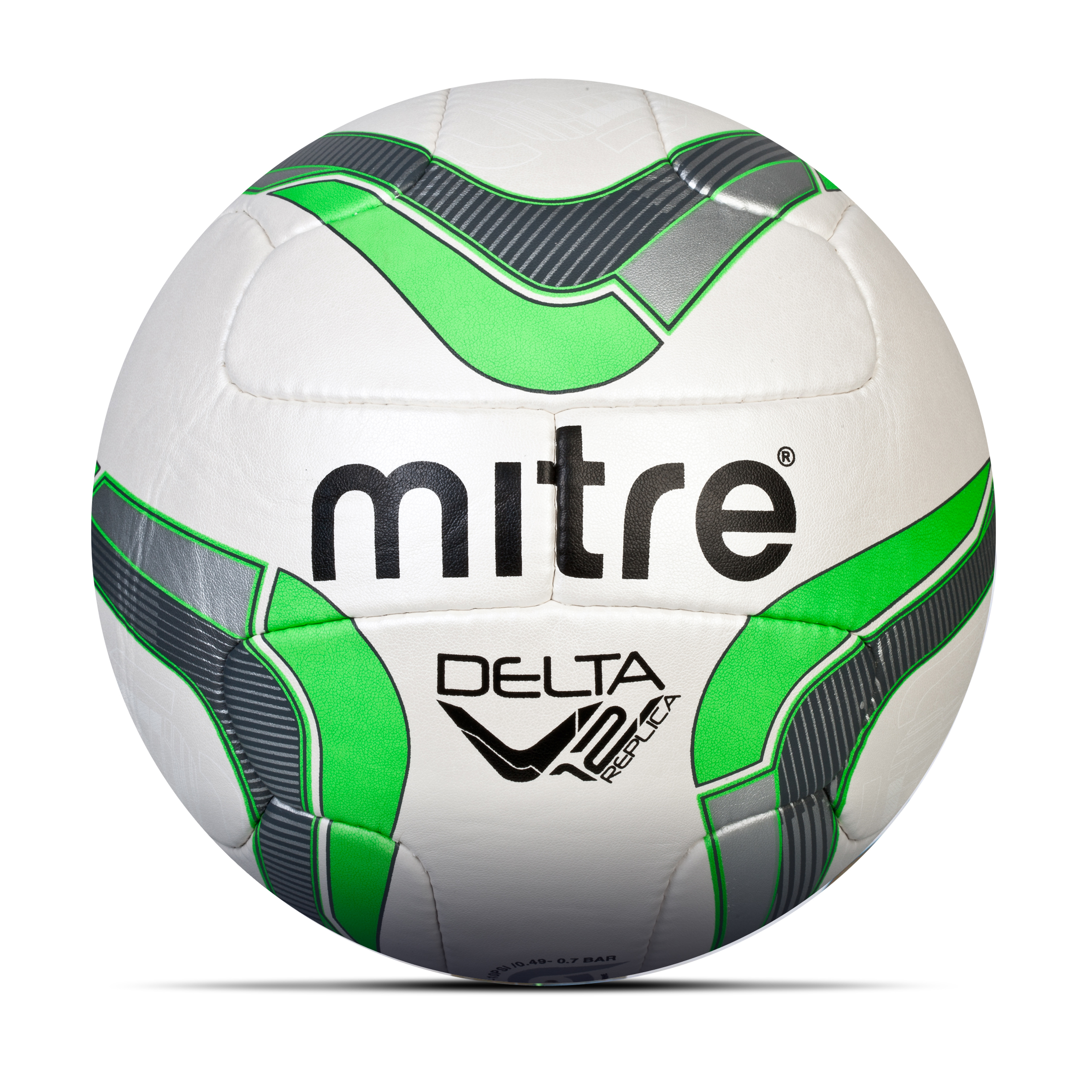 Mitre Delta V12 Replica Football - 5 White