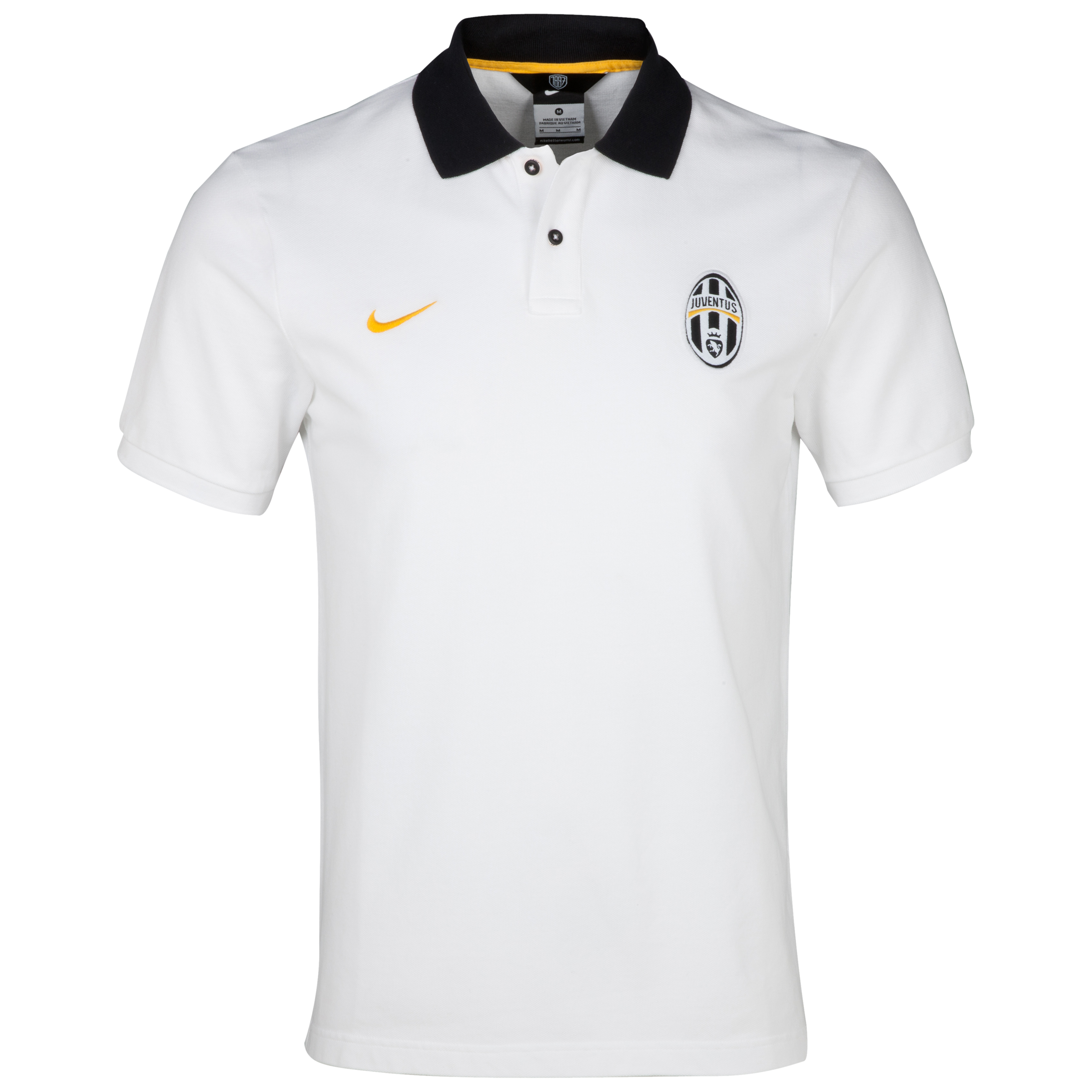 Juventus Authentic Grand Slam Polo White