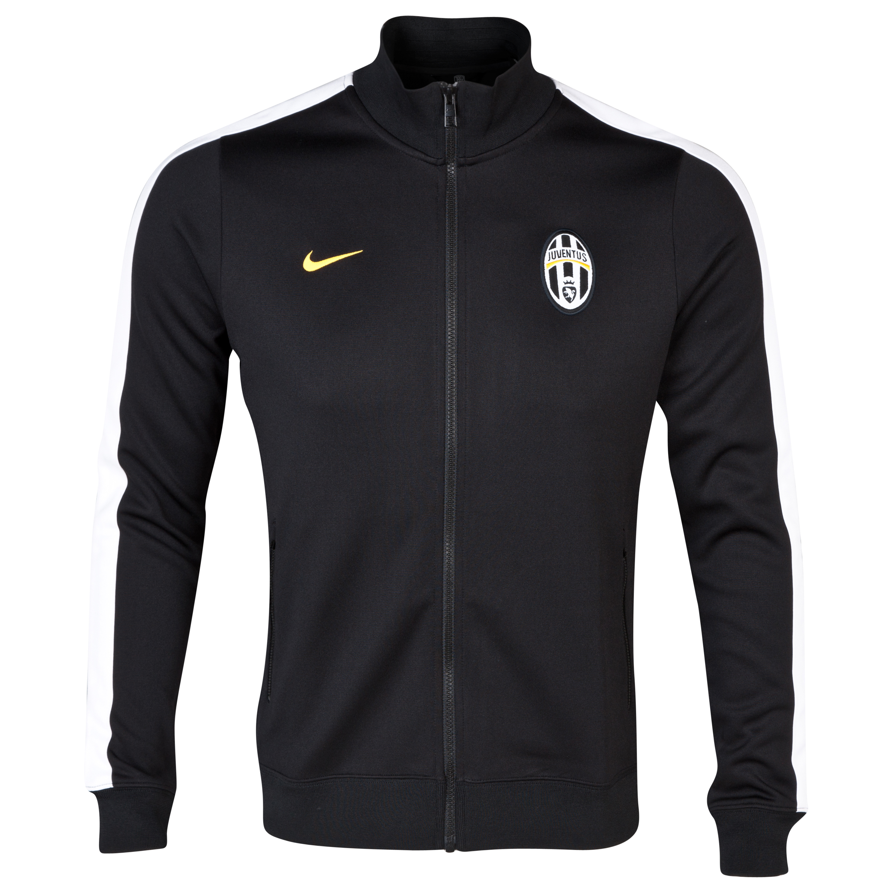 Juventus Authentic N98 Jacket Black
