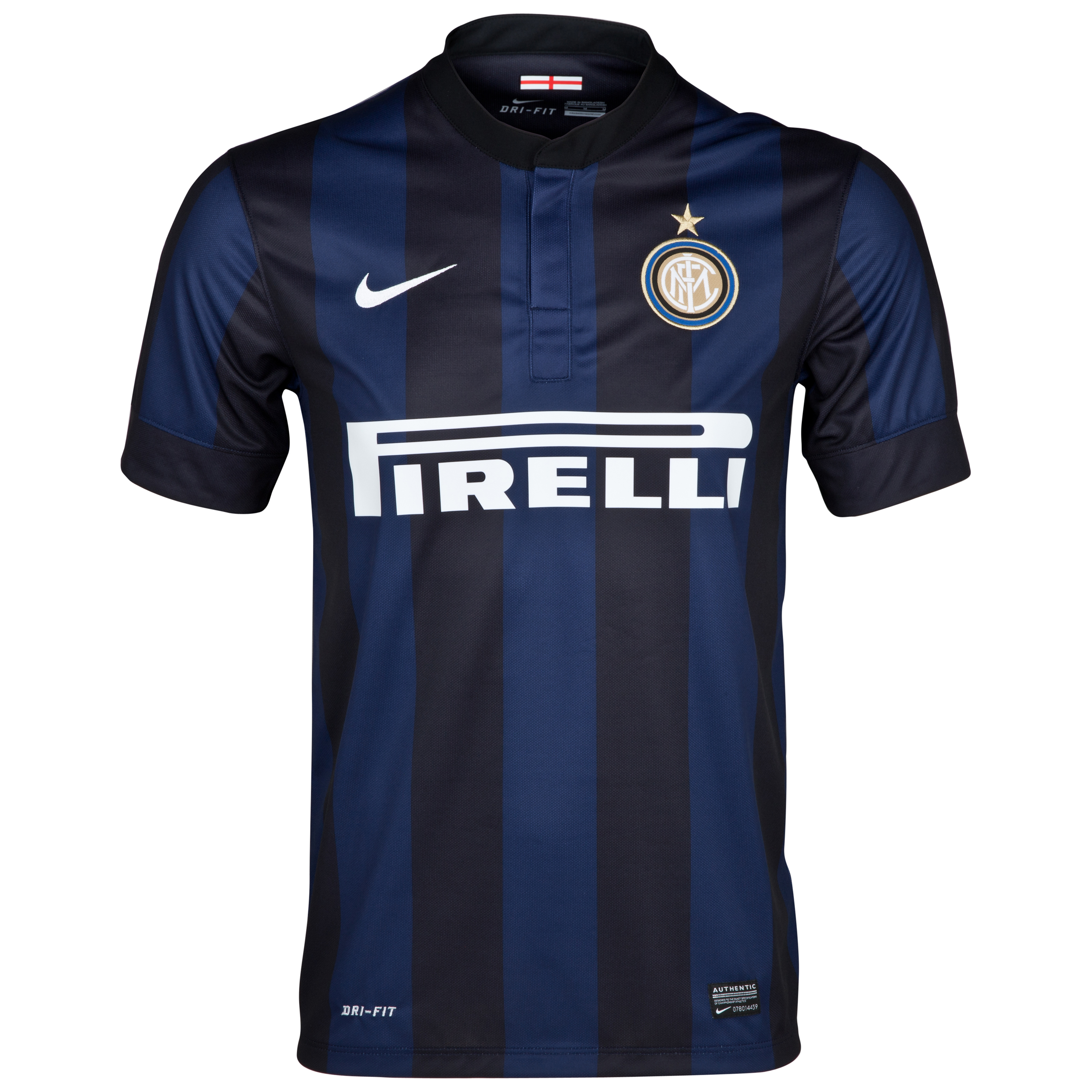 Inter Milan Home Shirt 2013/14