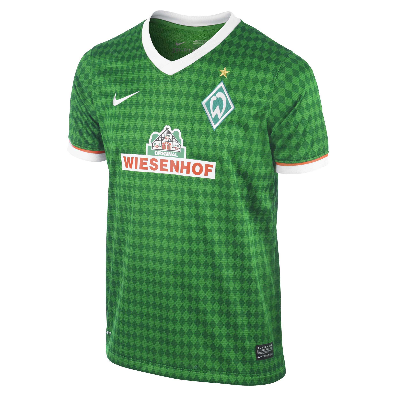 Werder Bremen Home Shirt 2013/14