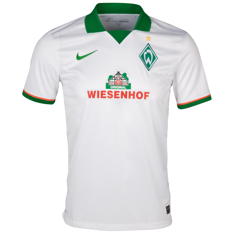 Werder Bremen Away Shirt 2013/14
