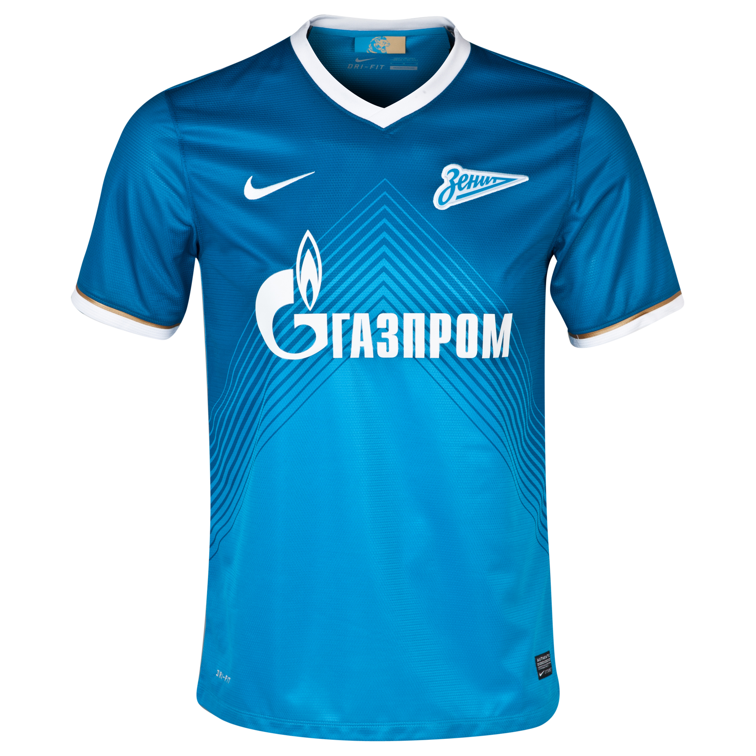 Zenit St. Petersberg Home Shirt 2013/14