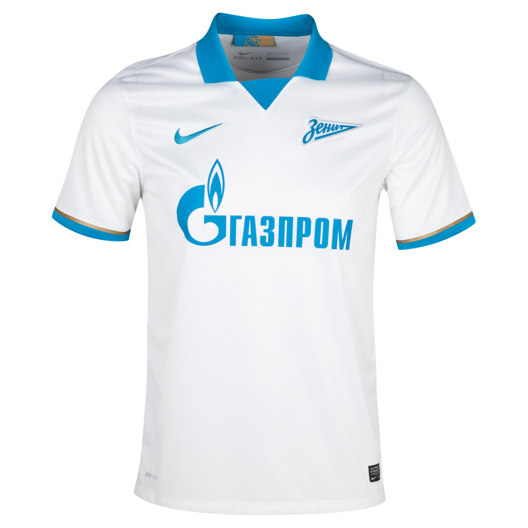 Zenit St. Petersberg Away Shirt 2013/14